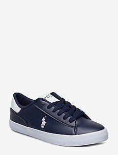 PIERCE - NAVY SMOOTH / WHITE W WHITE PP