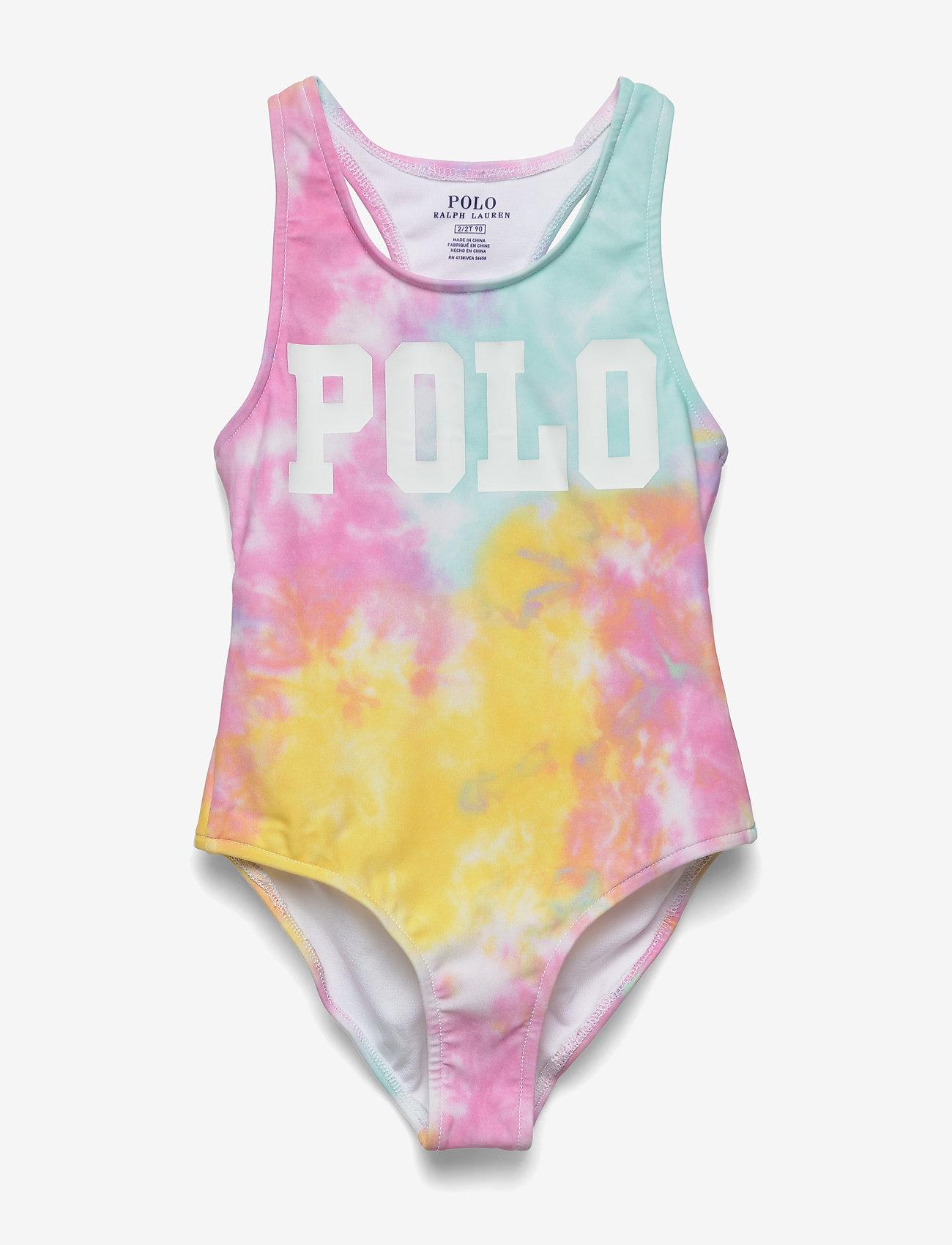 Ralph Lauren Kids - Tie-Dye One-Piece Swimsuit - swimsuits - tie dye - 0