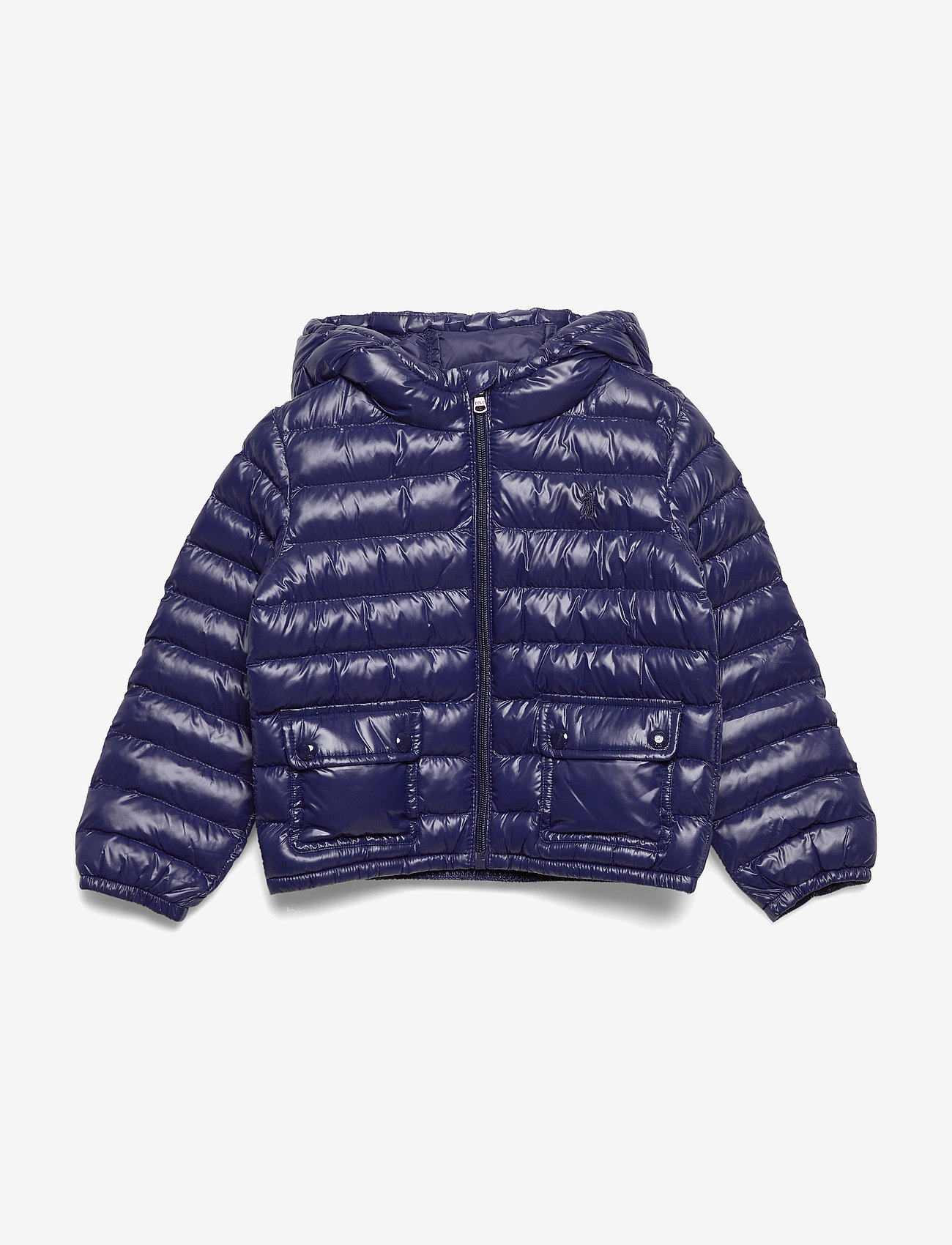 Ralph Lauren Kids - Packable Quilted Jacket - puffer & padded - french navy - 0