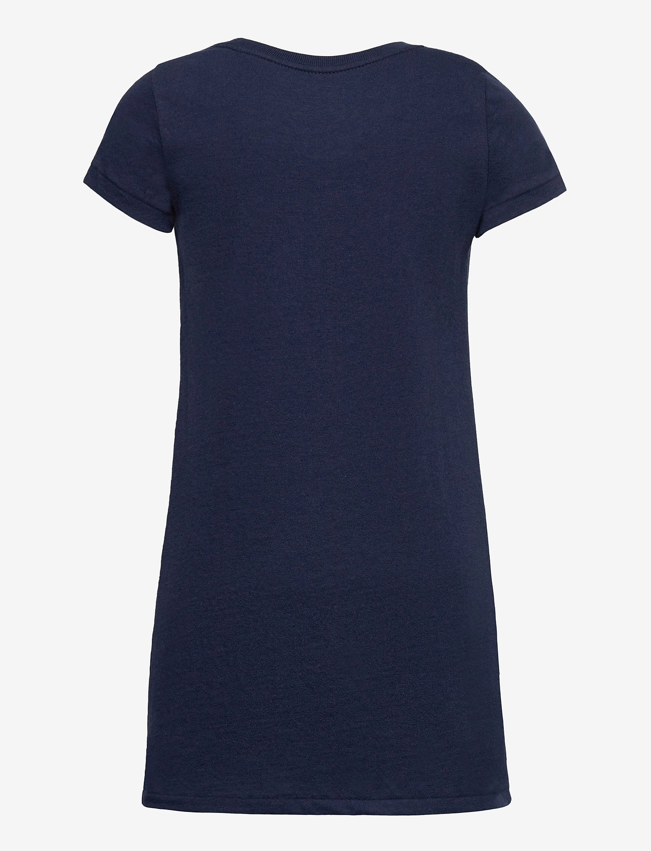 Ralph Lauren Kids - Polo Bear Cotton Jersey Tee Dress - dresses - newport navy - 1