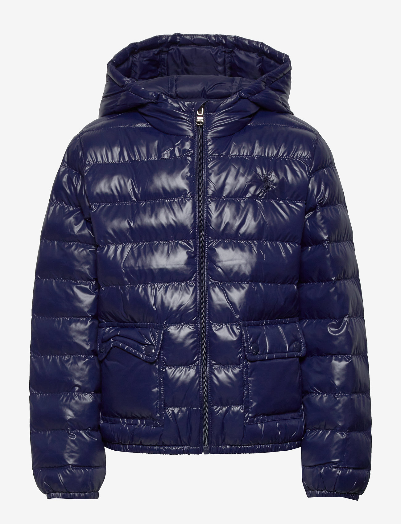Ralph Lauren Kids - Packable Hooded Coat - puffer & padded - french navy - 1