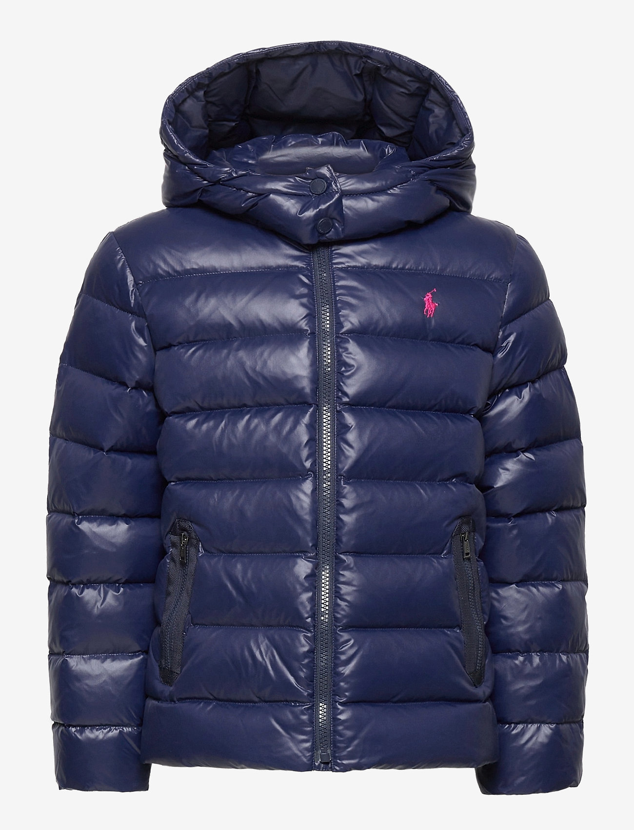 Ralph Lauren Kids - Water-Repellent Down Jacket - puffer & padded - french navy - 1