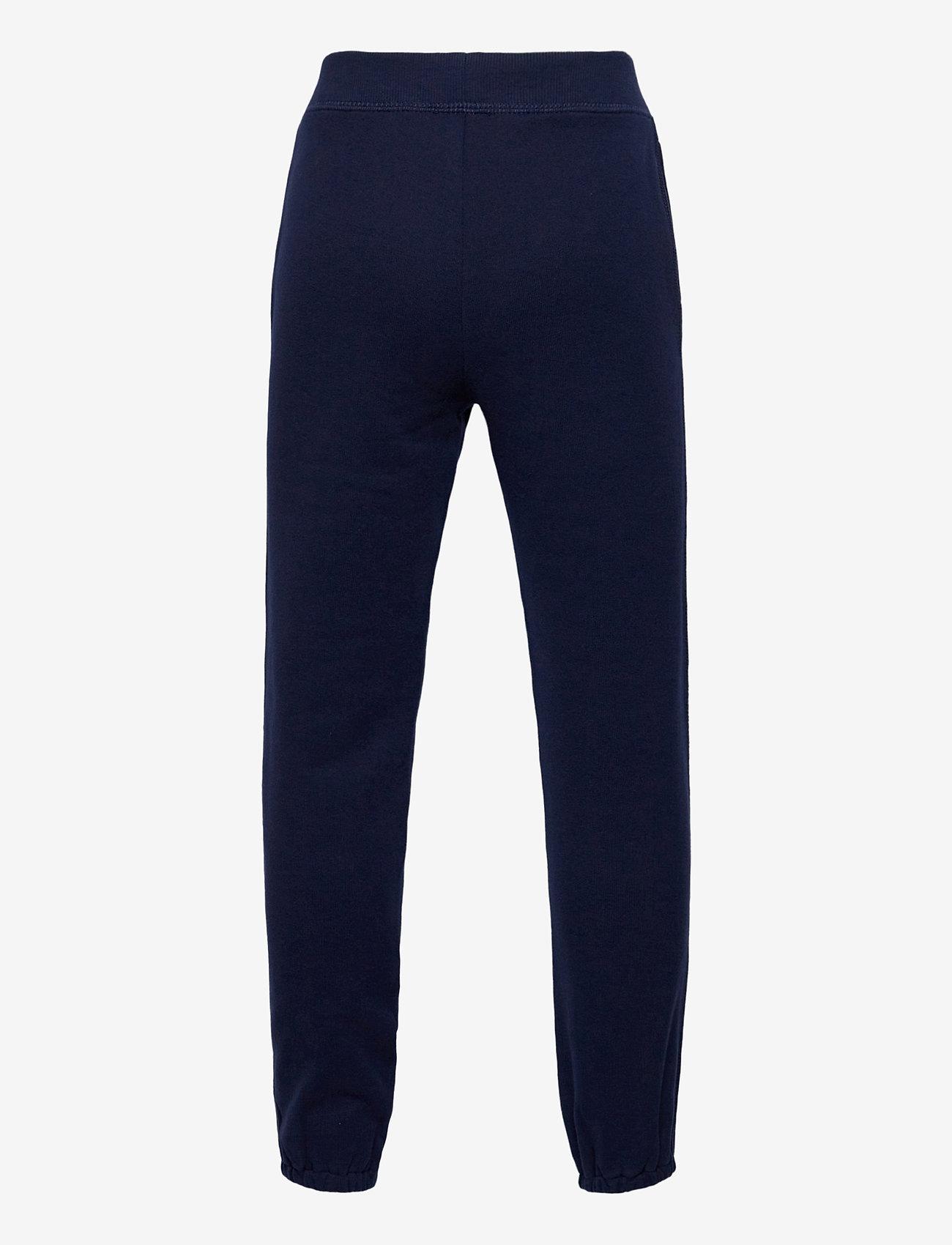 Ralph Lauren Kids - Cotton-Blend-Fleece Jogger - sweatpants - french navy/colle - 1