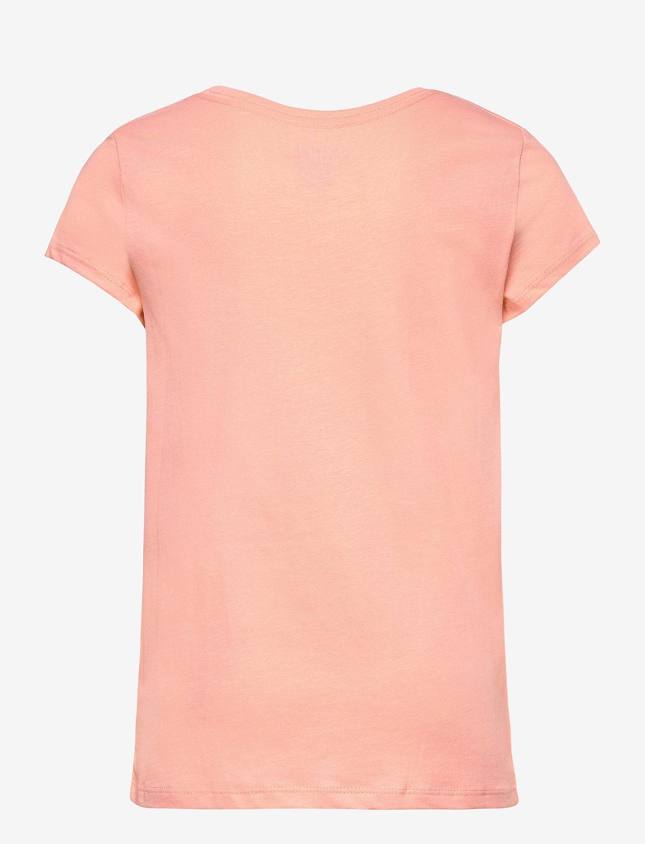 Ralph Lauren Kids - Cotton Jersey Tee - short-sleeved - deco coral - 1