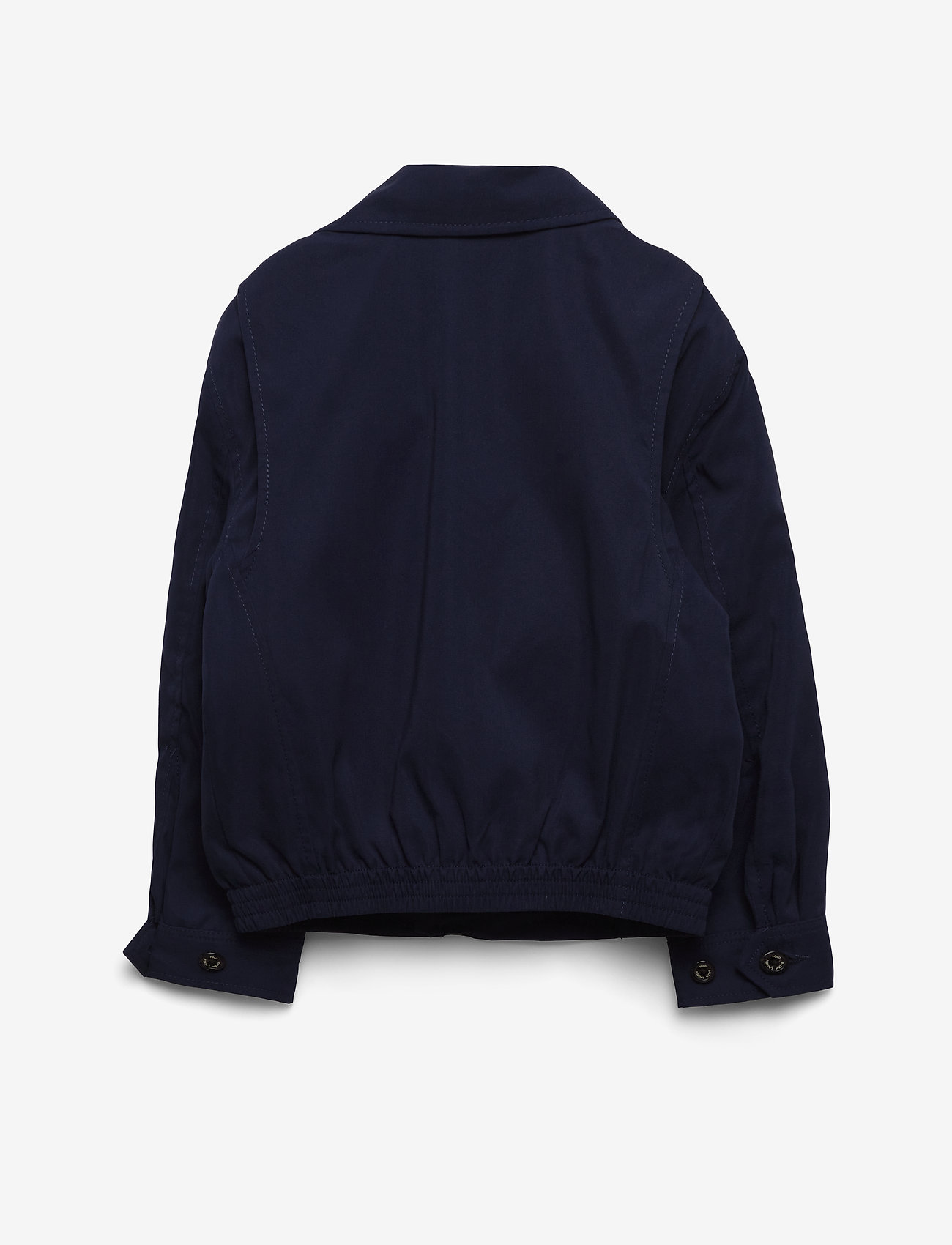 Ralph Lauren Kids - Water-Resistant Twill Jacket - windbreaker - newport navy