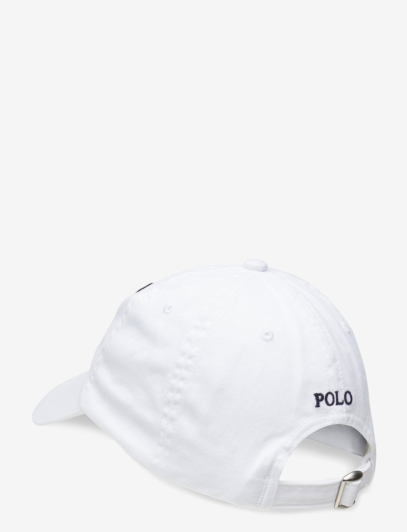 Ralph Lauren Kids - Shield Patch Chino Ball Cap - caps - white - 1