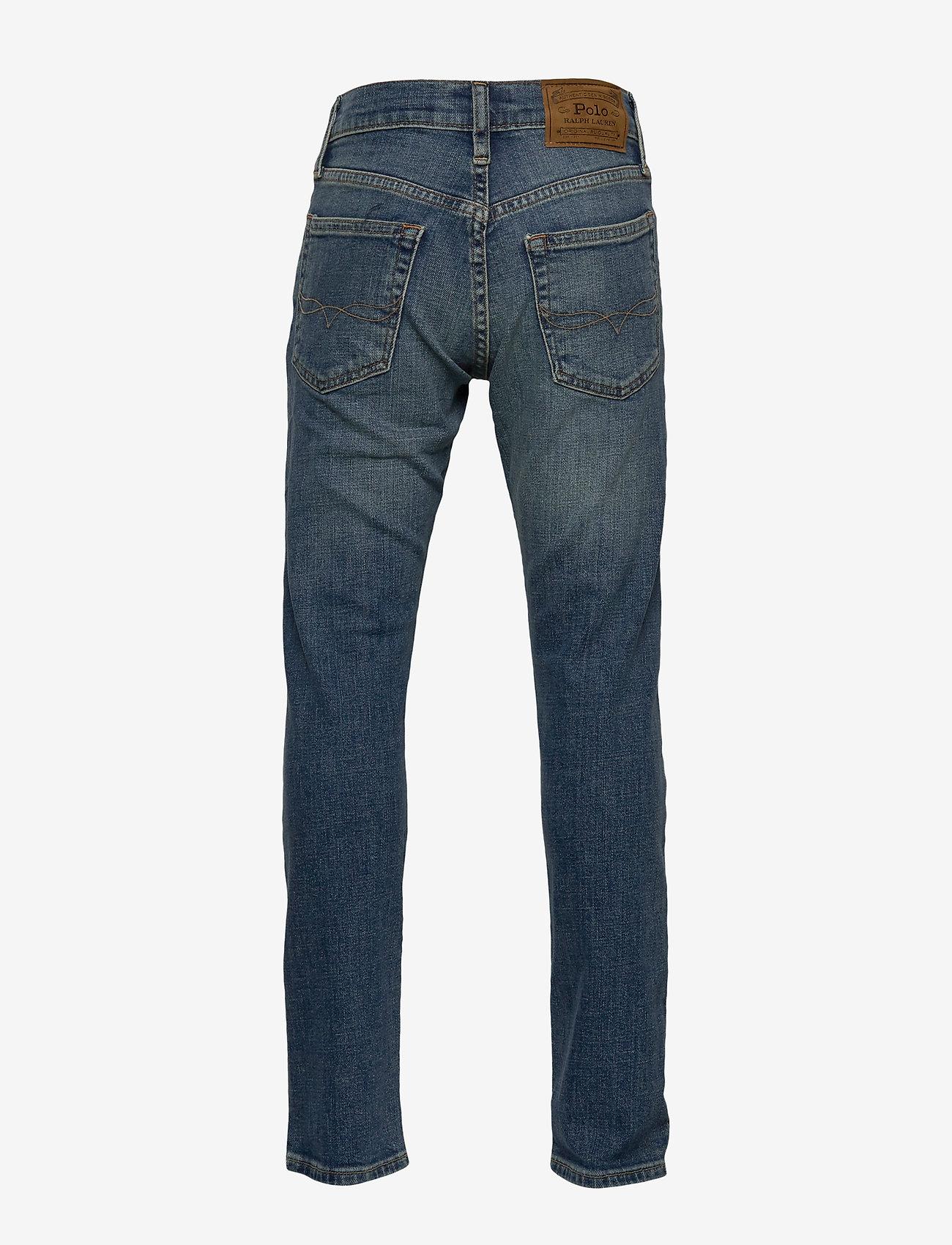 Ralph Lauren Kids - Sullivan Slim Stretch Jean - jeans - woodhaven wash - 1