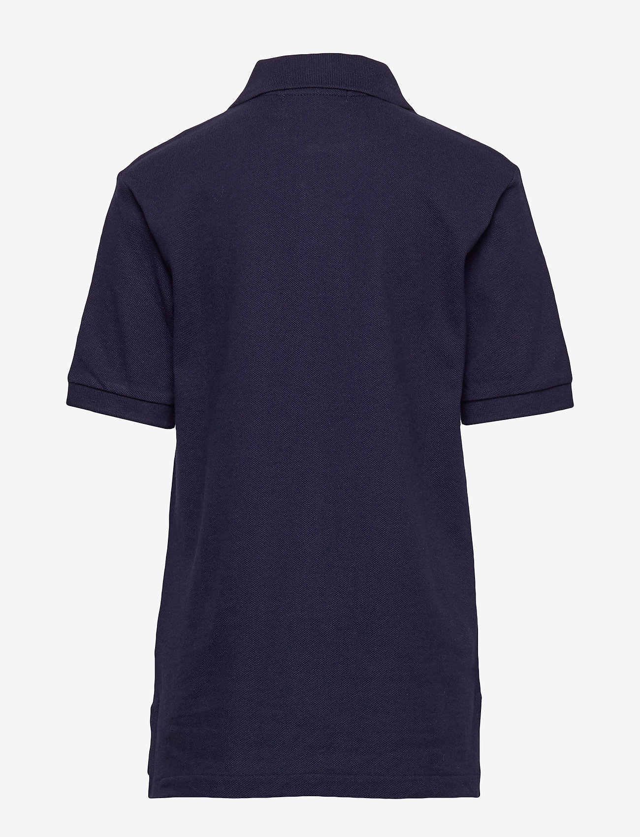 Ralph Lauren Kids - Snowboard Bear Cotton Polo - polo shirts - french navy