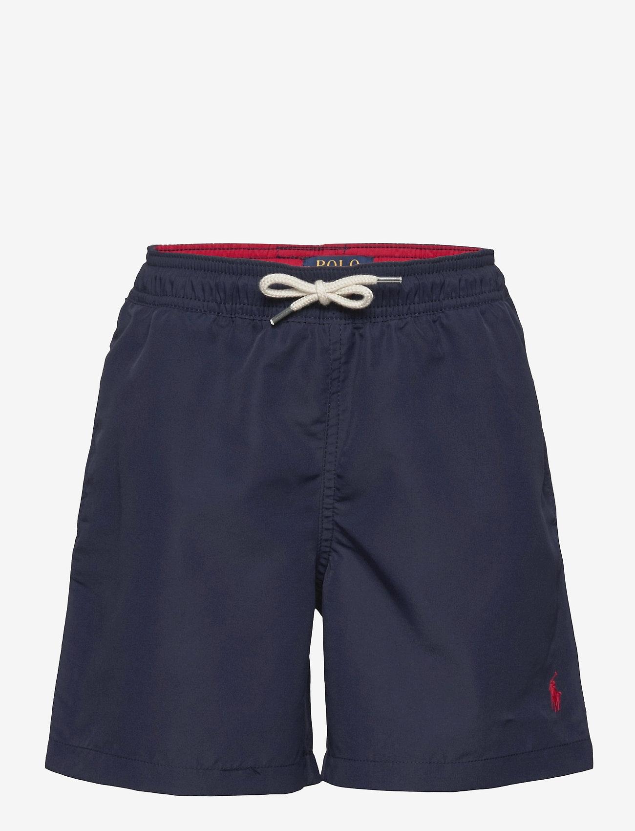 Ralph Lauren Kids - Traveler Swim Trunk - badehosen - newport navy - 0
