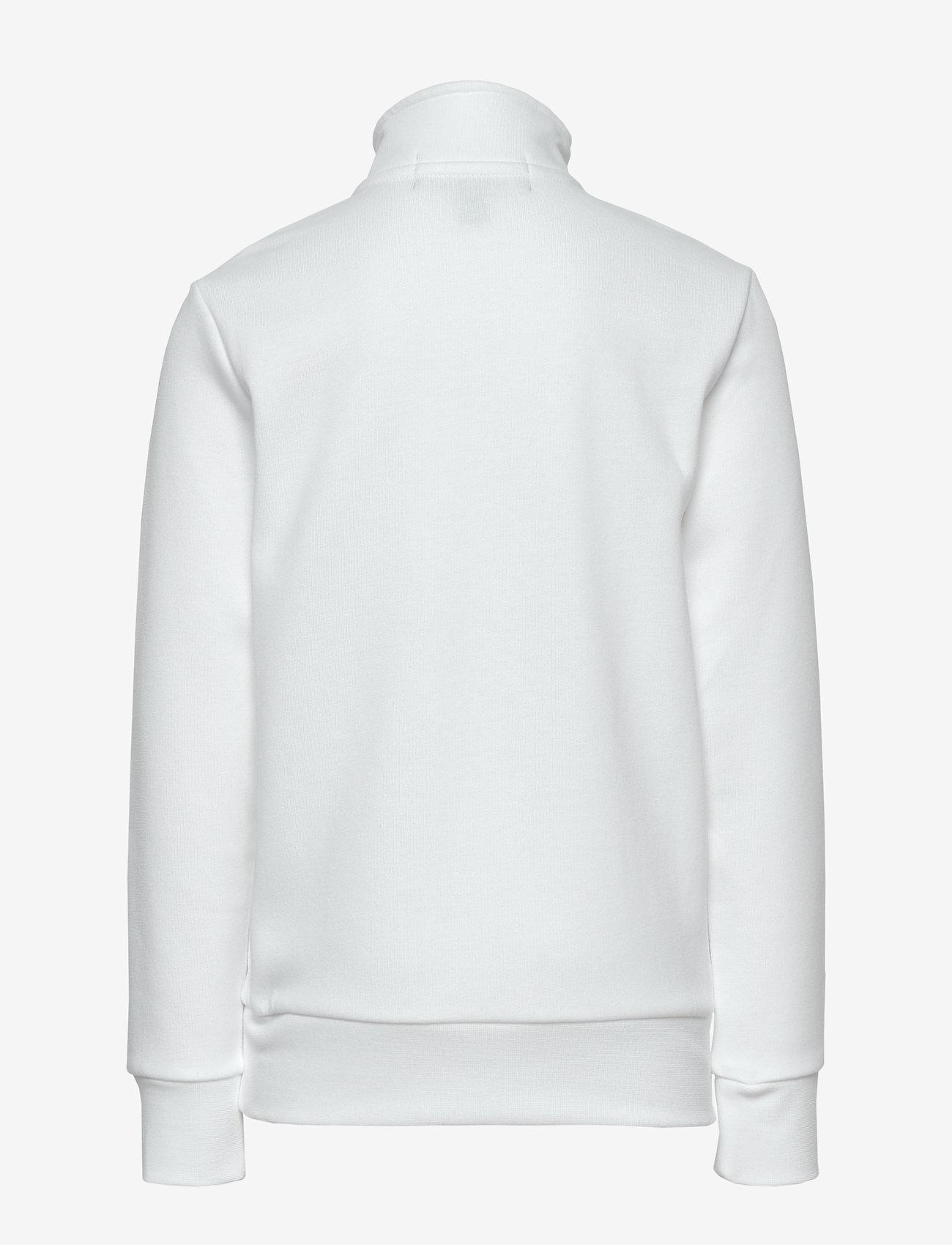 Ralph Lauren Kids - Polo Sport Half-Zip Sweatshirt - sweatshirts - white - 1