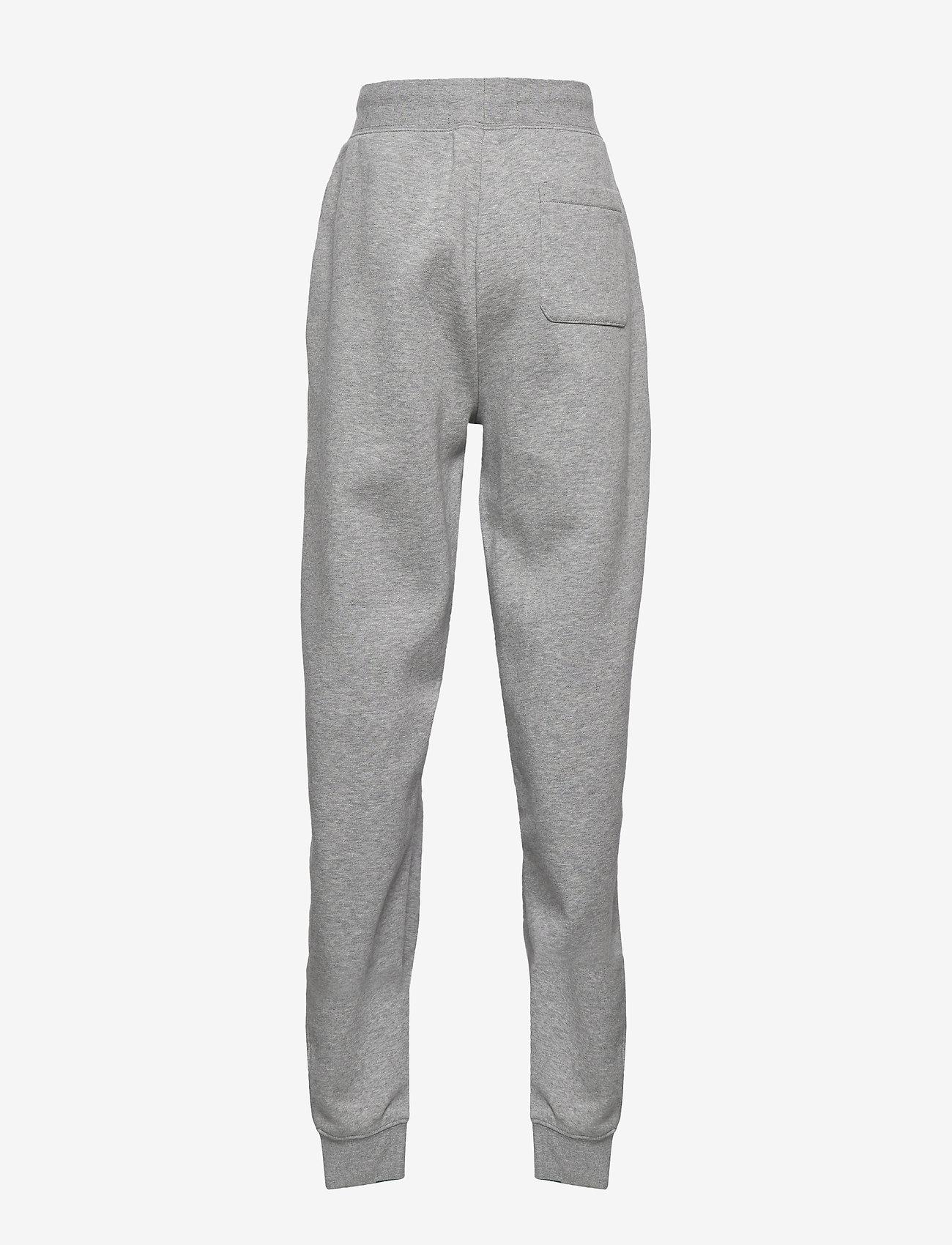 Ralph Lauren Kids - Polo Sport Fleece Jogger - sweatpants - andover heather - 1
