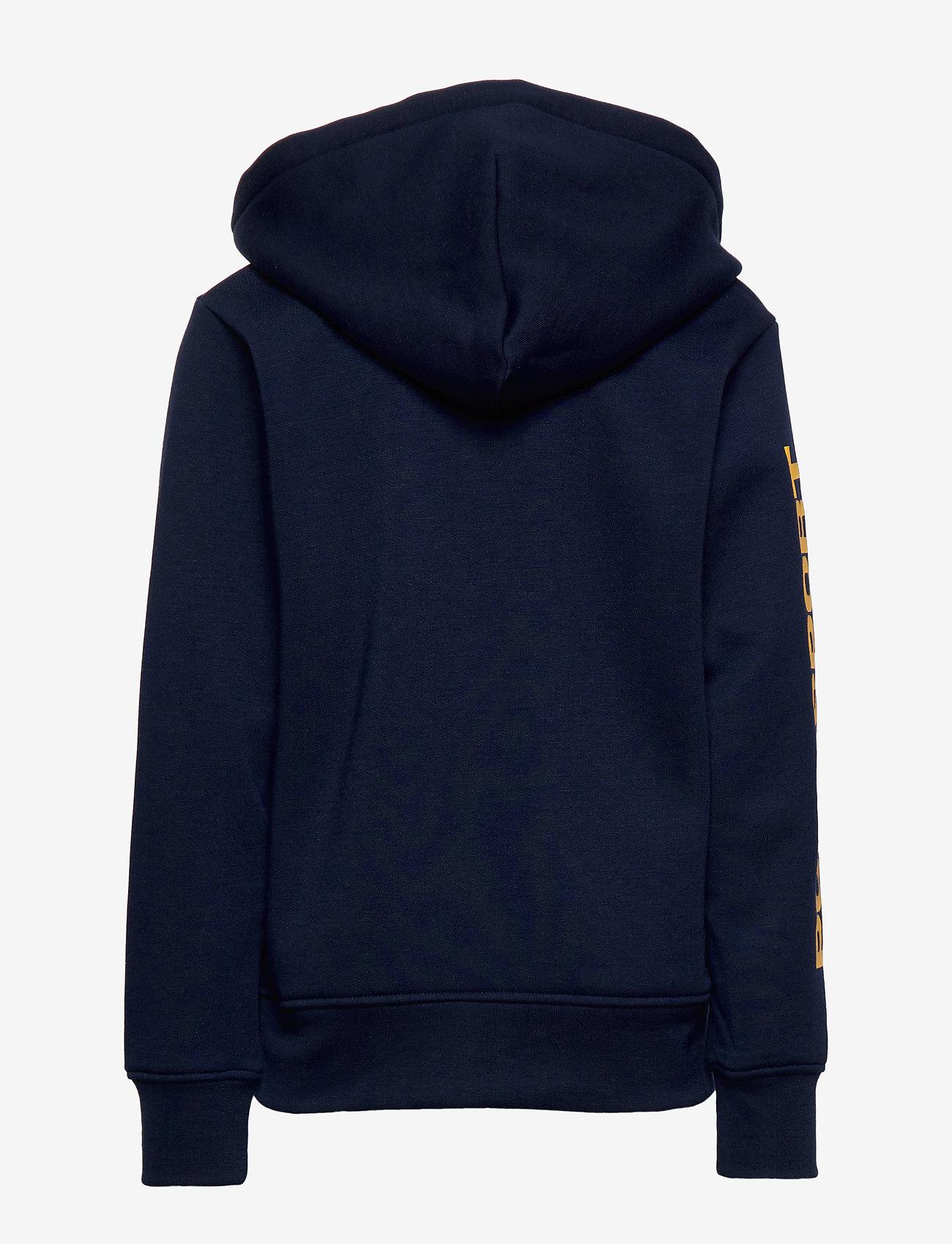 Ralph Lauren Kids - Polo Sport Fleece Hoodie - hoodies - cruise navy - 1
