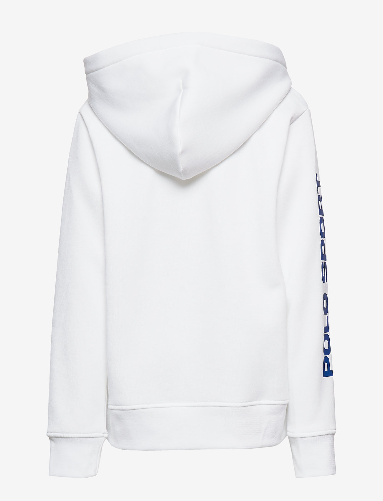 Ralph Lauren Kids Polo Sport Fleece Hoodie - Överdelar White