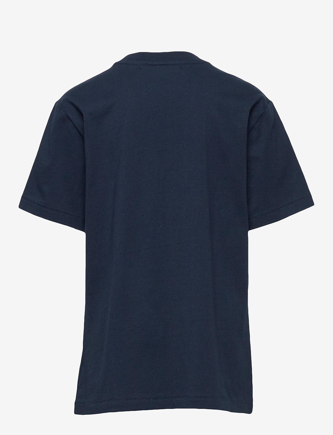 Ralph Lauren Kids - Polo Sport Cotton Jersey Tee - short-sleeved - cruise navy