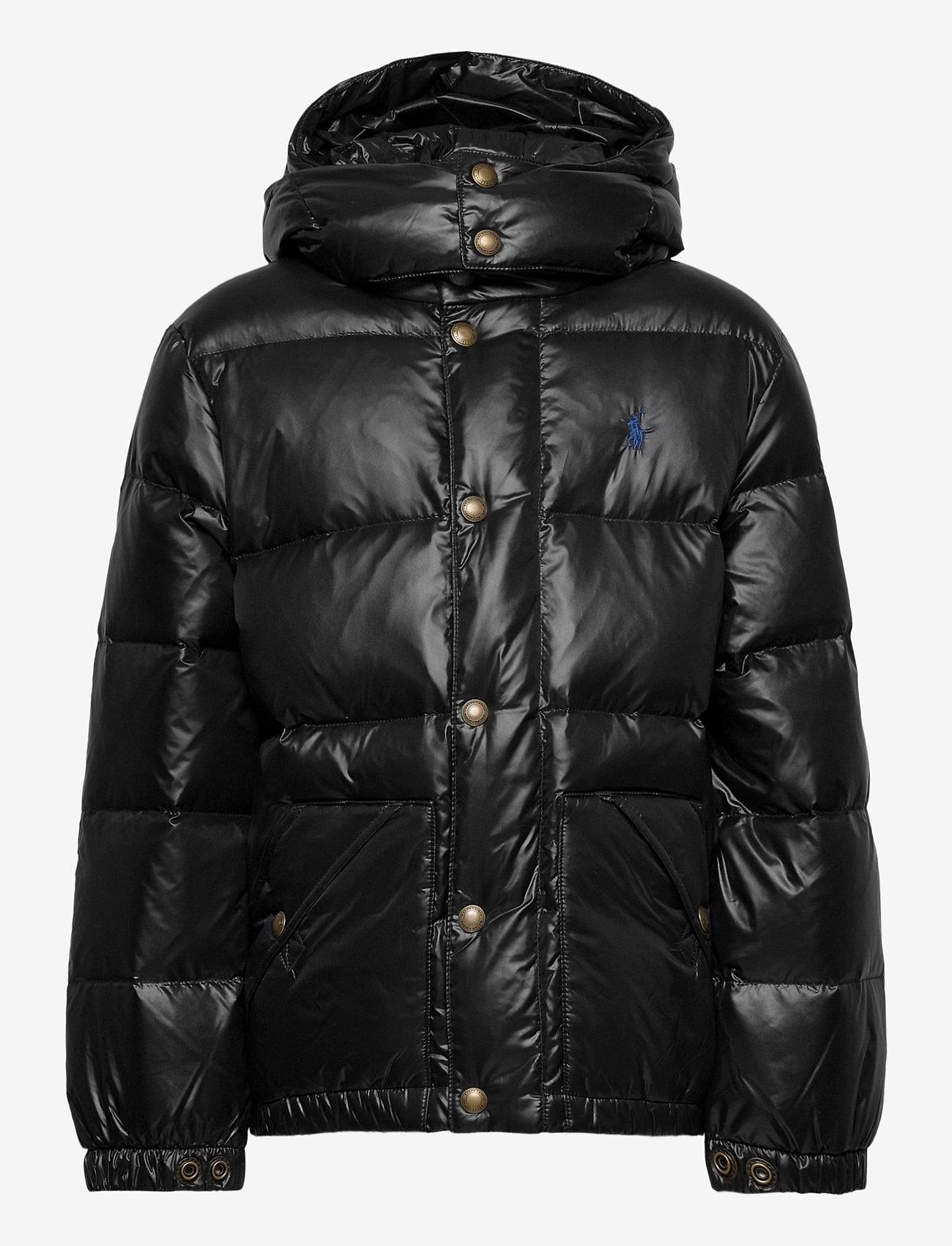 Ralph Lauren Kids - Water-Repellent Down Jacket - puffer & padded - polo black - 1