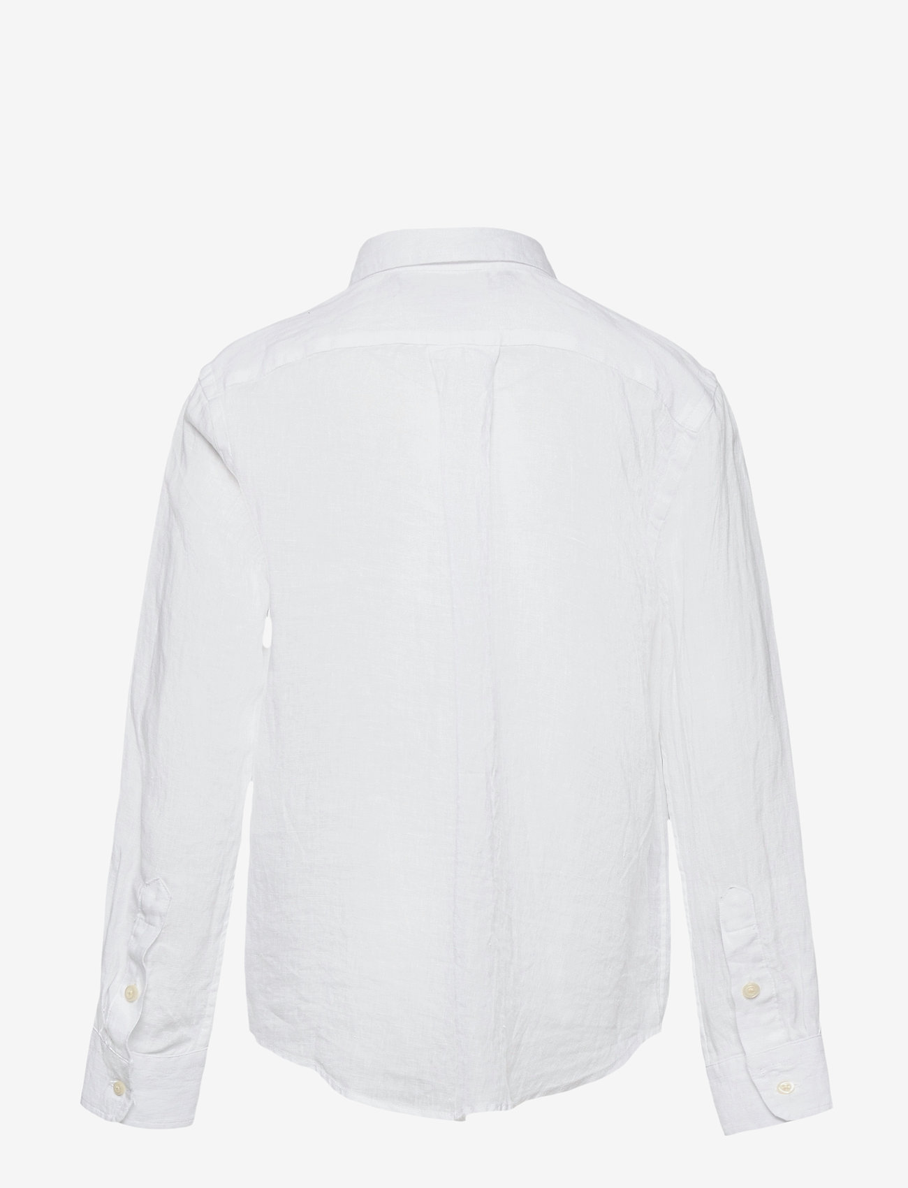 Ralph Lauren Kids - Linen Shirt - shirts - white - 1
