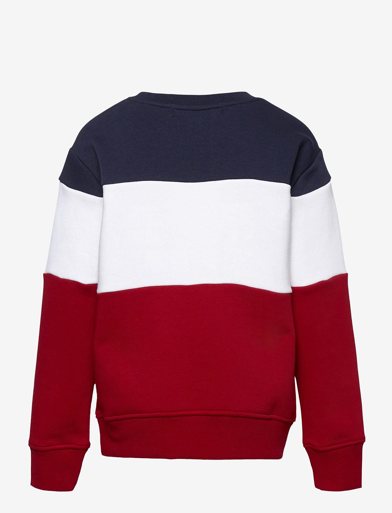 Ralph Lauren Kids - Polo Sport Fleece Sweatshirt - sweatshirts - rl2000 red multi - 1