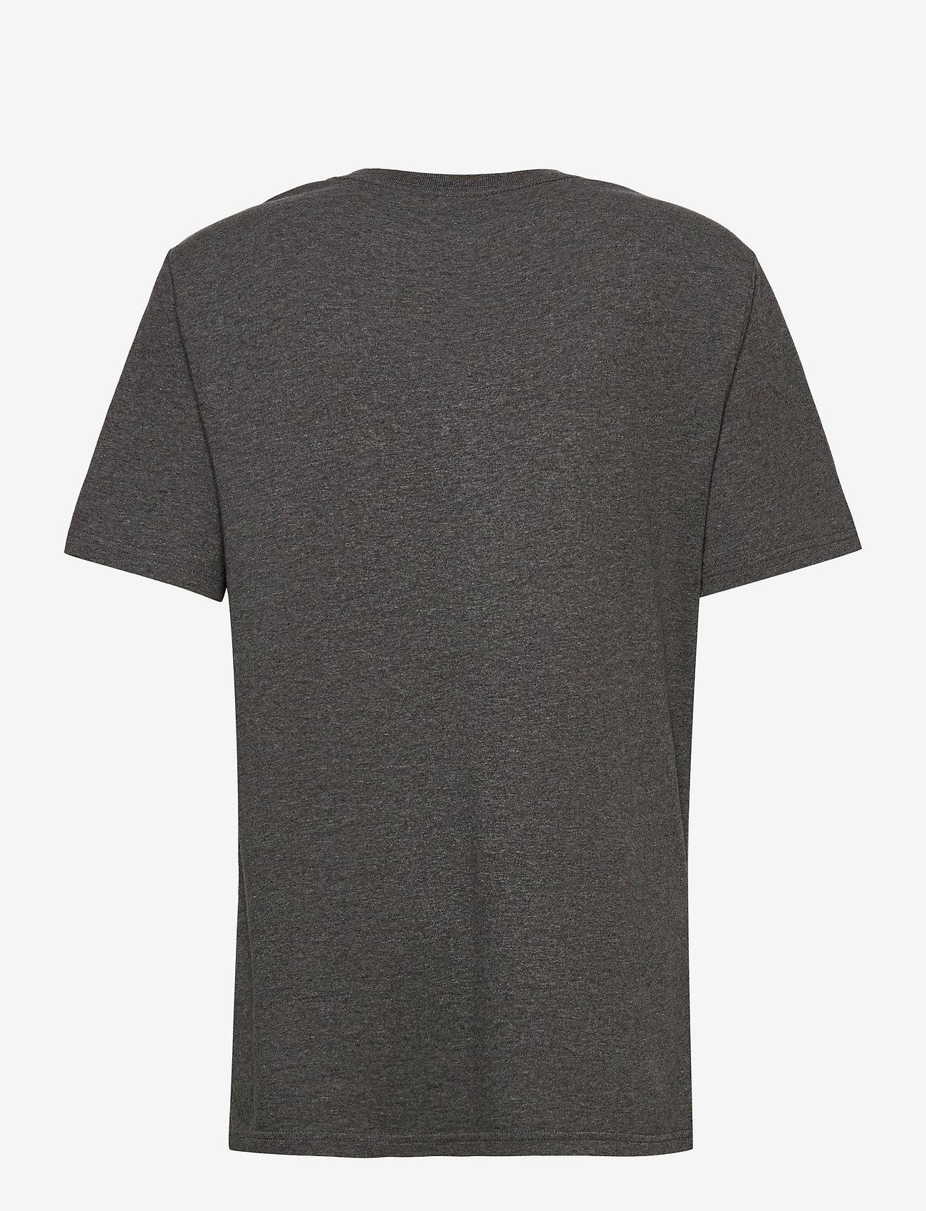 Ralph Lauren Kids - Striped-Logo Cotton Jersey Tee - pattern short-sleeved t-shirt - medium flannel he - 1
