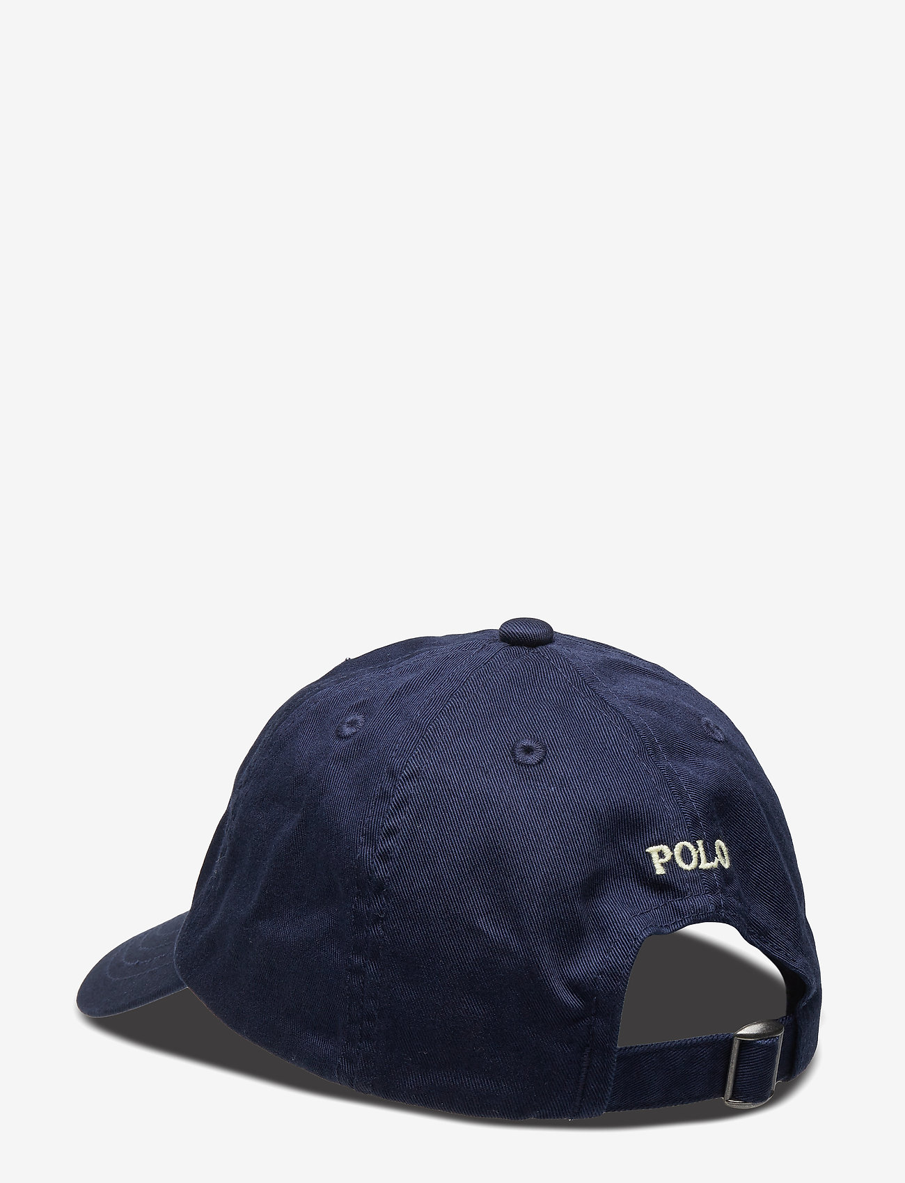 Ralph Lauren Kids - Cotton Chino Baseball Cap - caps - newport navy - 1