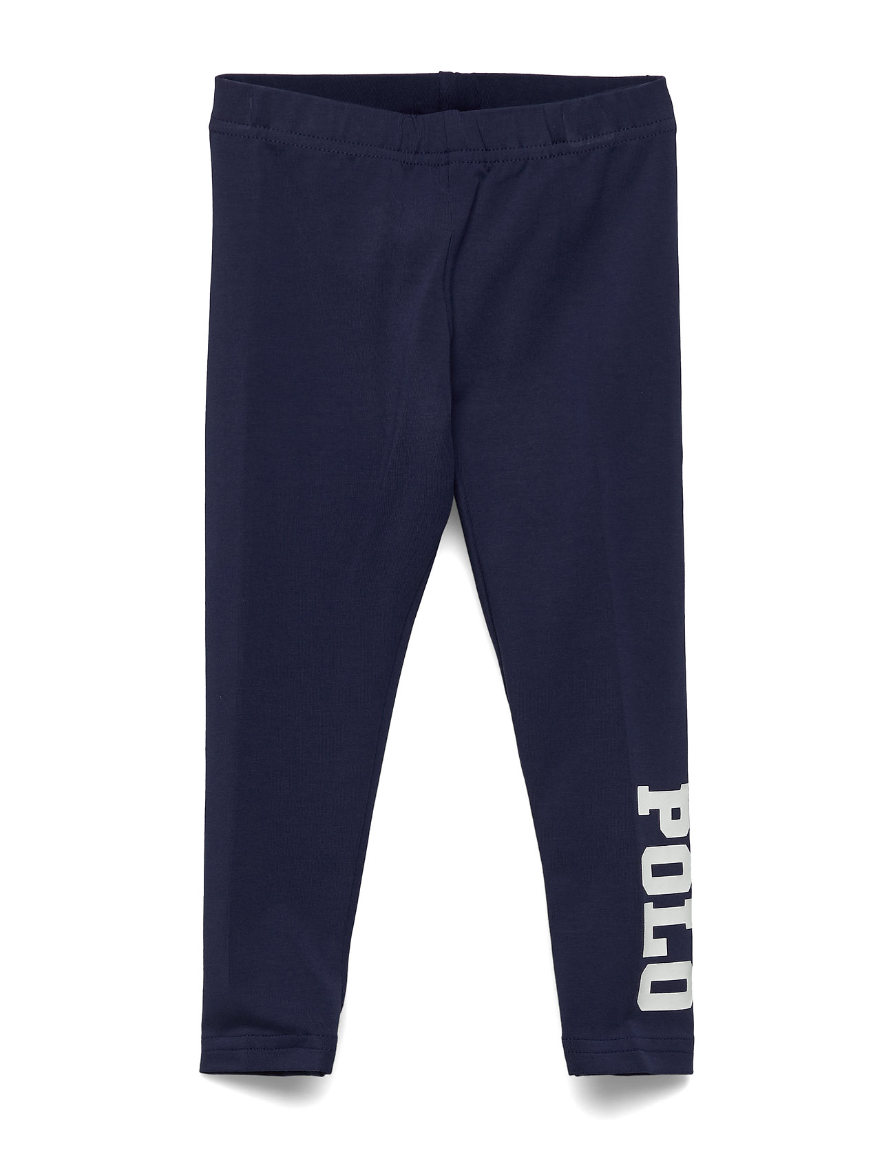 Ralph Lauren Kids Polo Stretch Jersey Legging - FRENCH NAVY