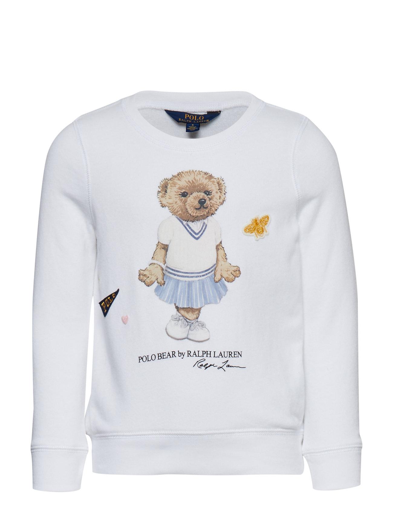 Ralph Lauren Kids ATLANTIC TERRY-NOVELTY BEAR-TP-KNT