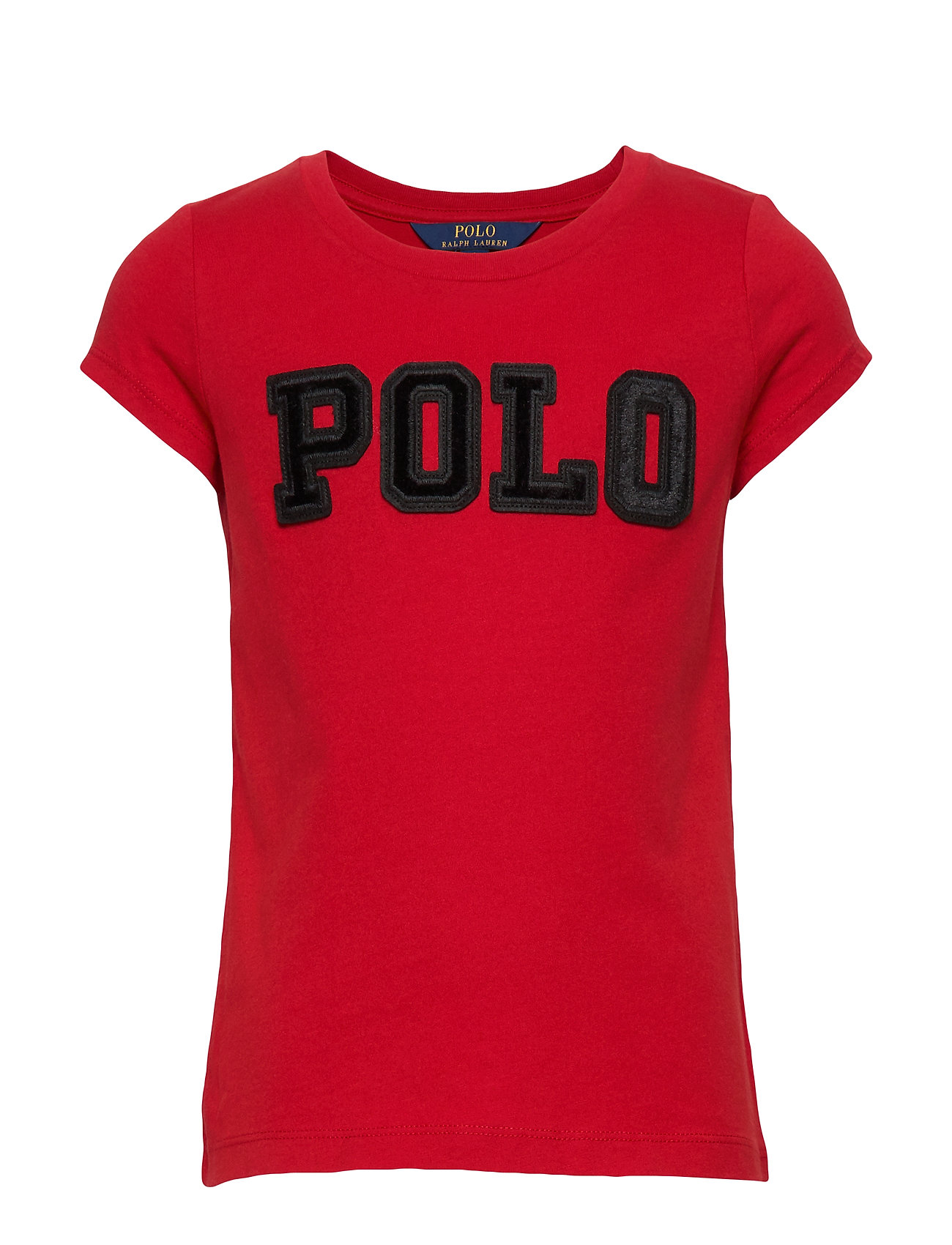 Ralph Lauren Kids POLO HOLIDAY-TOPS-KNIT - RL 2000 RED