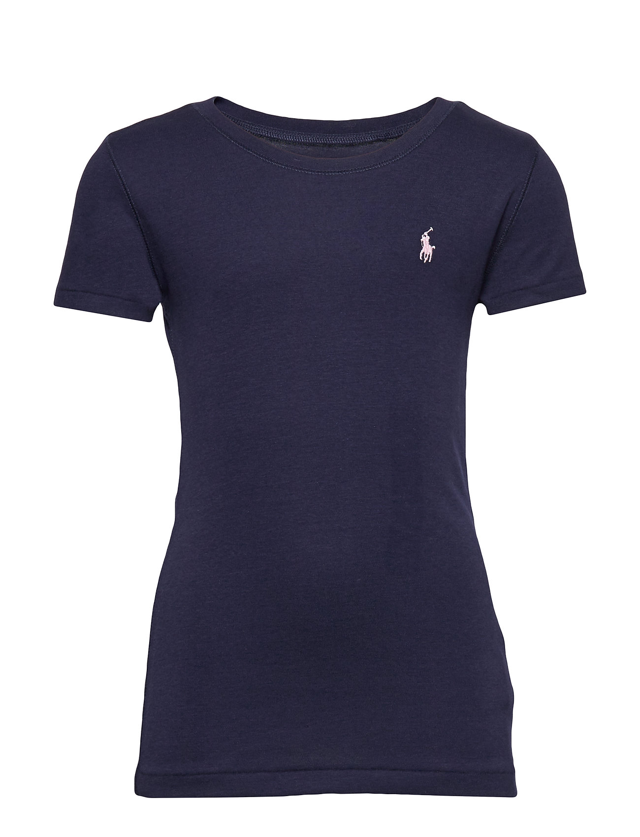 Ralph Lauren Kids Cotton-Blend Crewneck T-Shirt