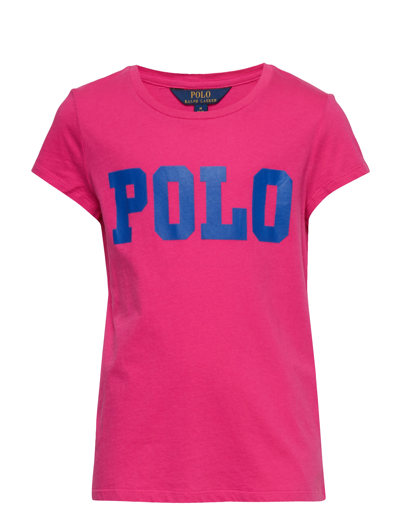 Ralph Lauren Kids COTTON ENZYME JRSY-SS POLO TEE-TP-K
