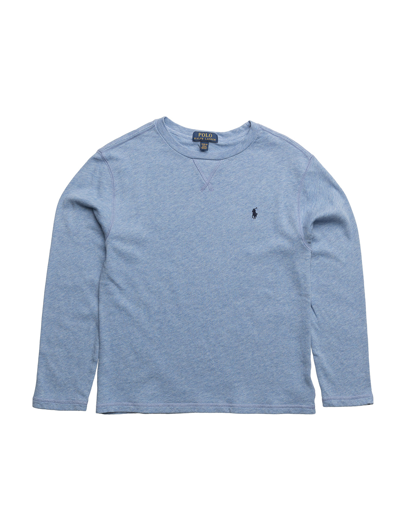 Spa jamaica Cotton Pullover Terry 45 Blue Heather FwH4R