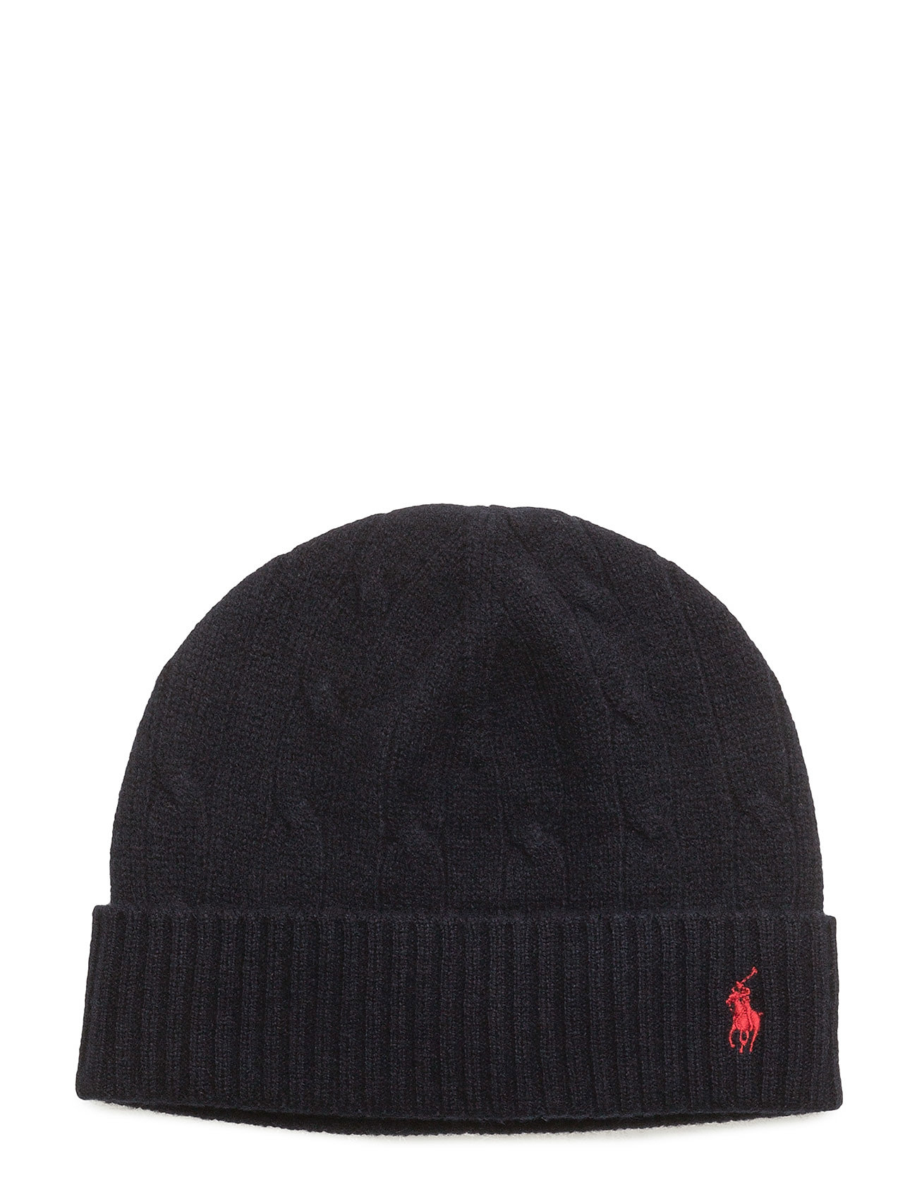 Cable-knit Wool-cashmere Hat (Navy) (68.25 €) - Ralph Lauren Kids ... f33f19073546