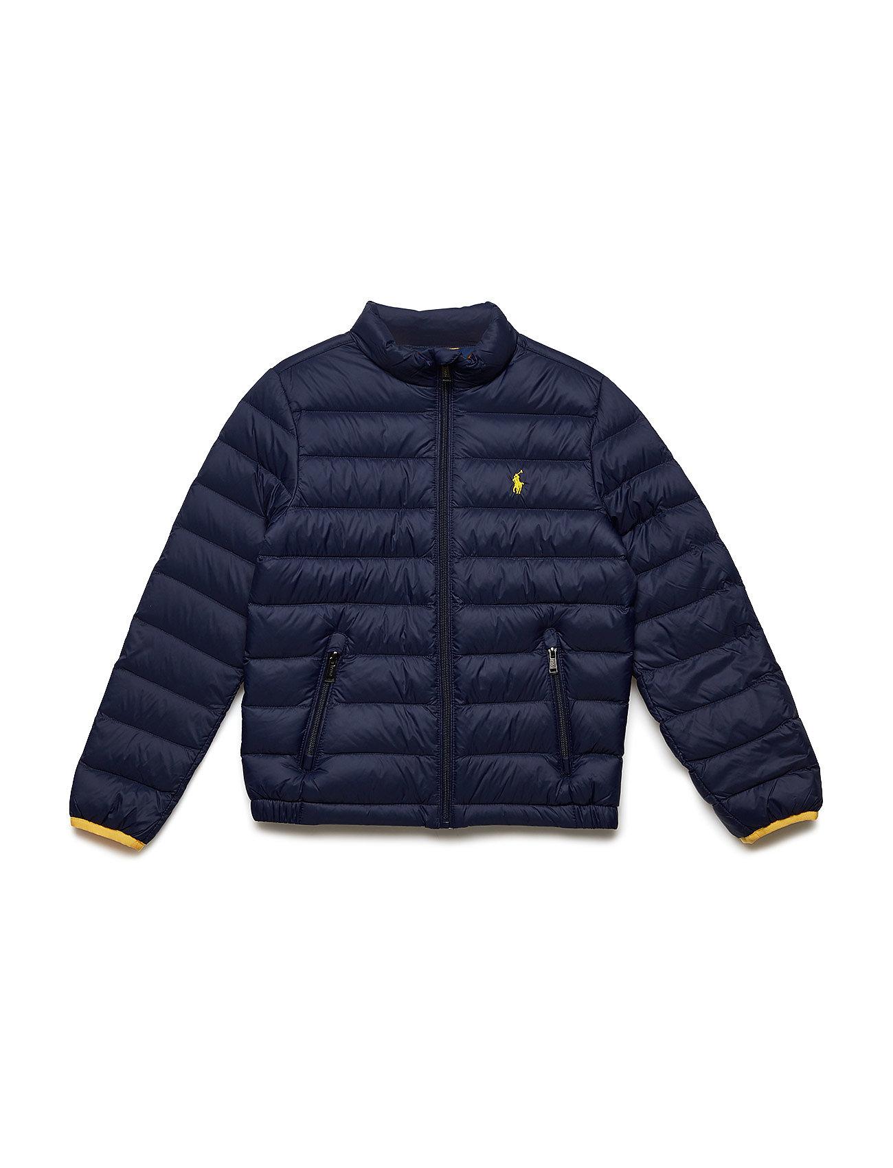 Ralph Lauren Kids Packable Quilted Down Jacket