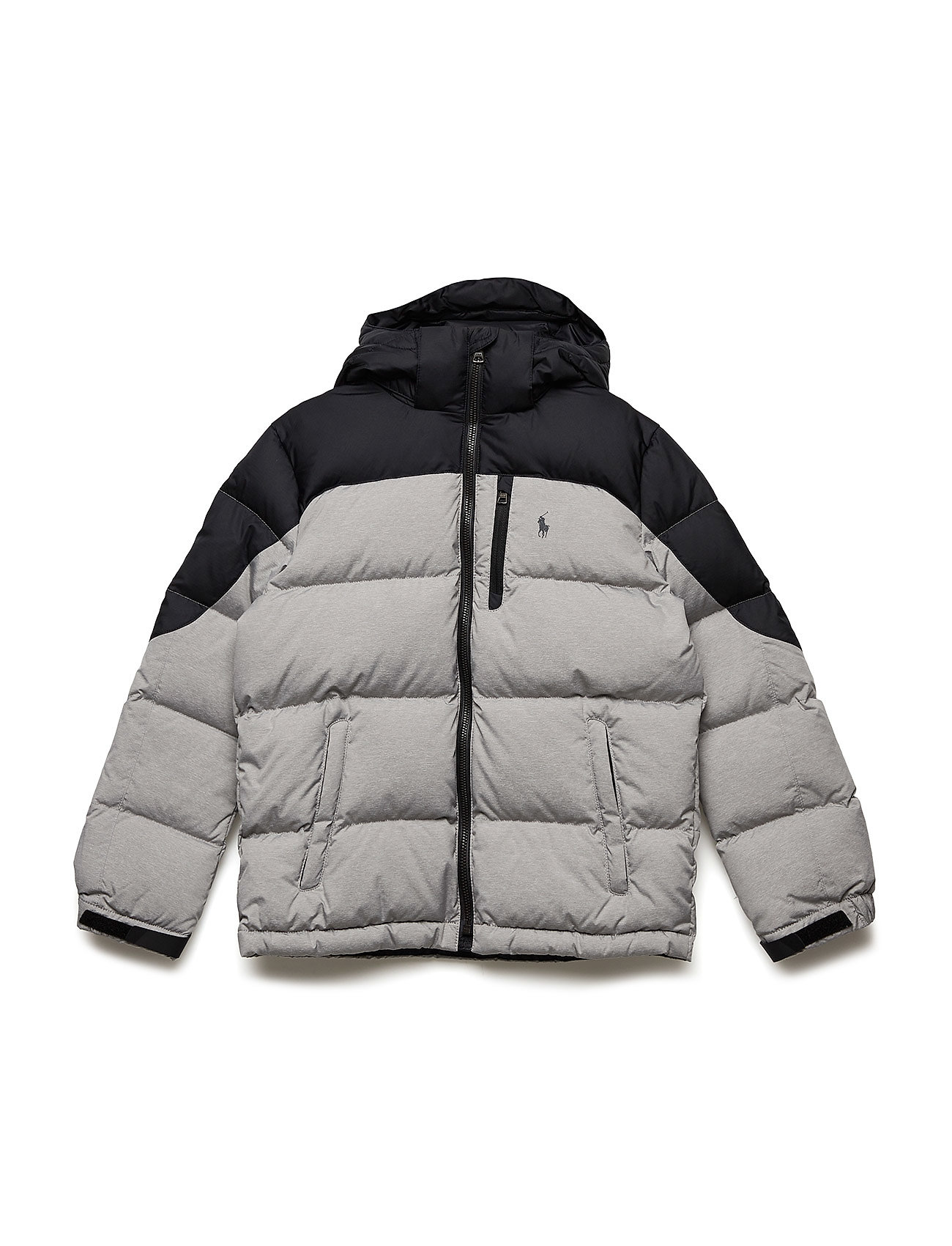 ca997a766 Quilted Ripstop Down Jacket (Lt Grey Heather) (£101.40) - Ralph ...