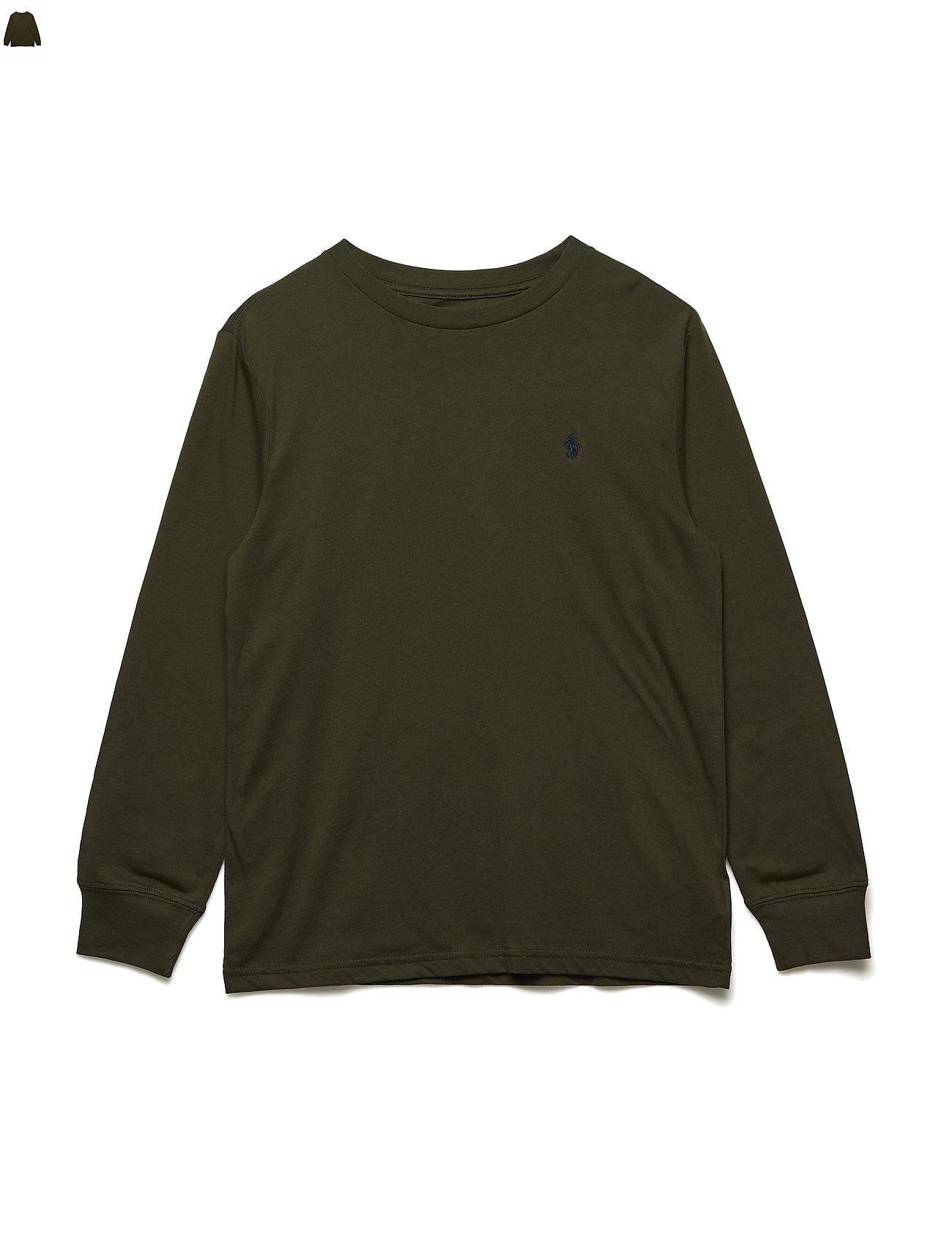 25099e6f Cotton Long-sleeve T-shirt (Armadillo) (24.05 €) - Ralph Lauren Kids ...