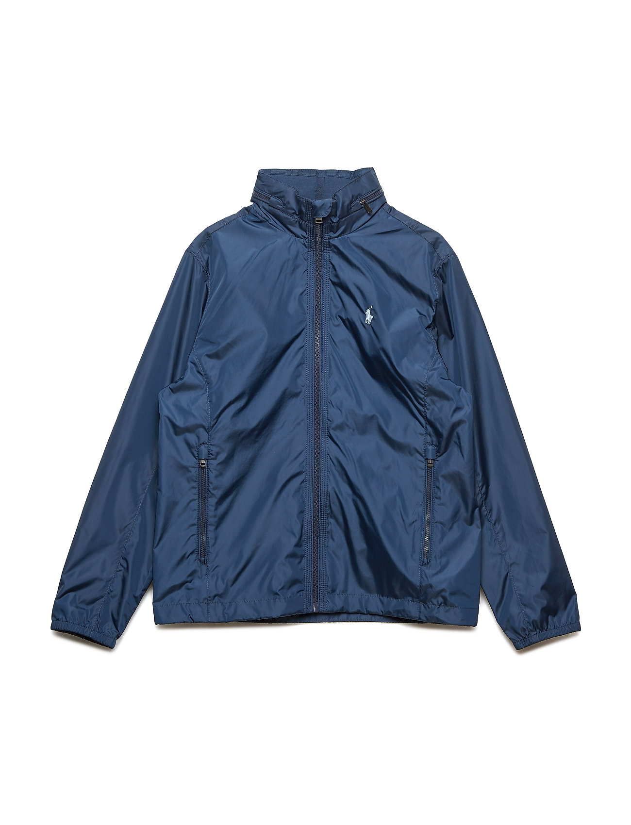 Ralph Lauren Kids POLY PLAINWEAVE-RETFORD WB-OW-JKT - BLUE ECLIPSE