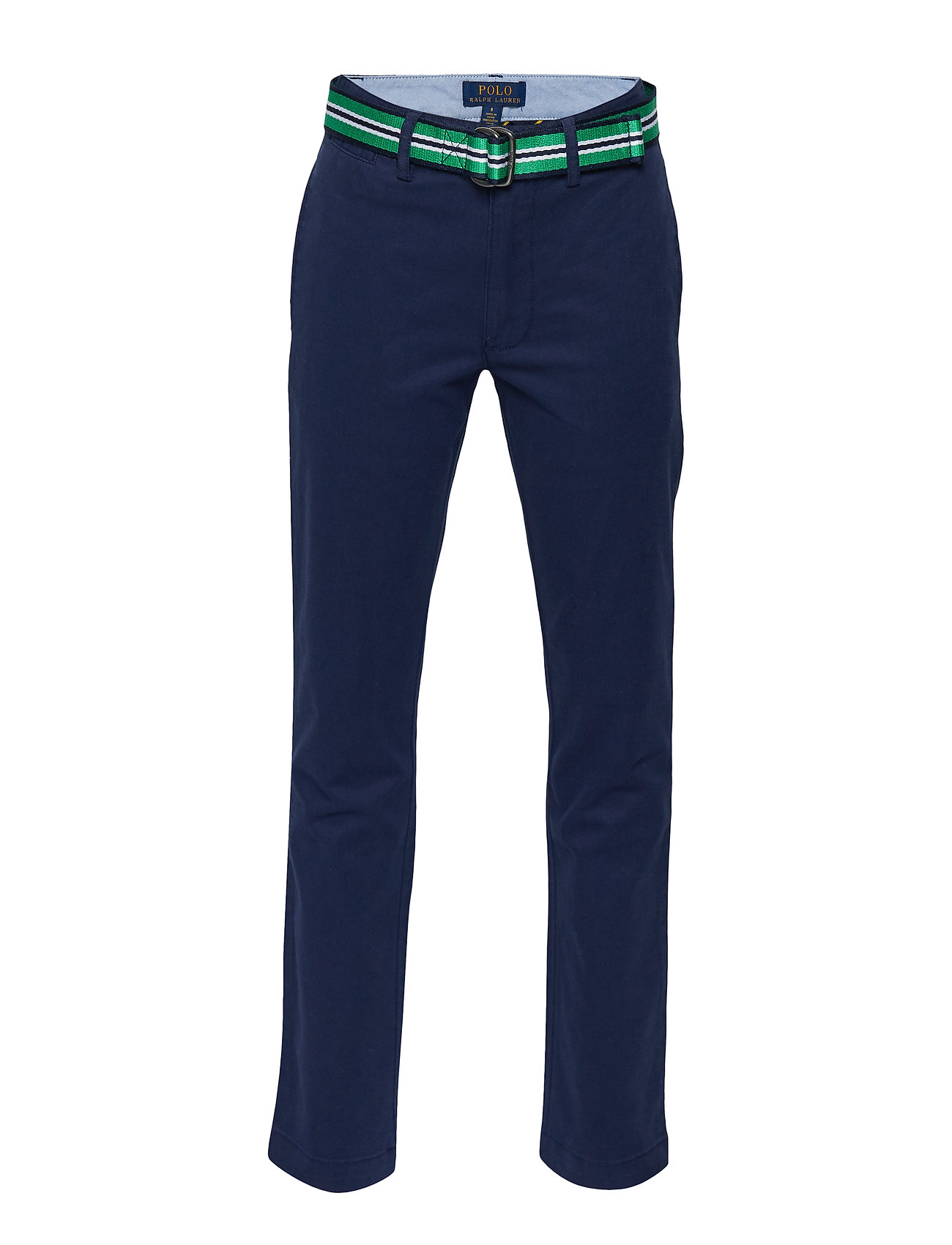 Ralph Lauren Kids STRTCH TISSUE CHINO-BELTED PANT-BT-