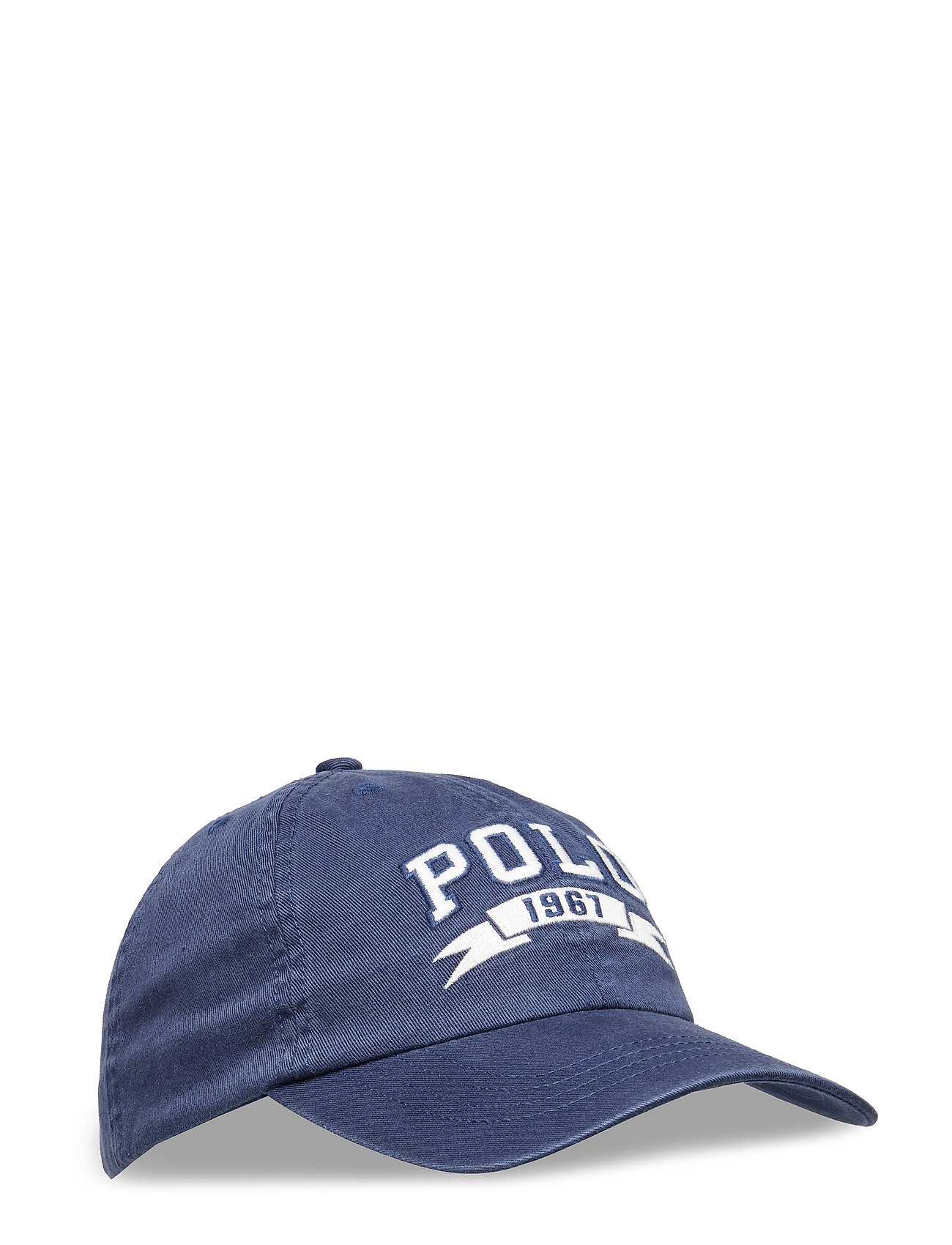 Ralph Lauren Kids Cotton Chino Baseball Cap - BOATHOUSE NAVY