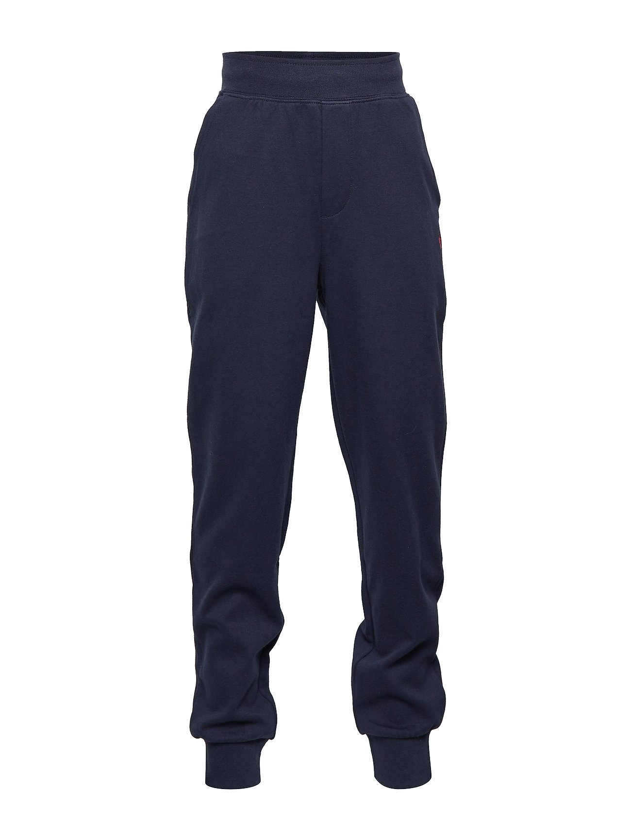 Ralph Lauren Kids Cotton-Blend Drawstring Pant - FRENCH NAVY