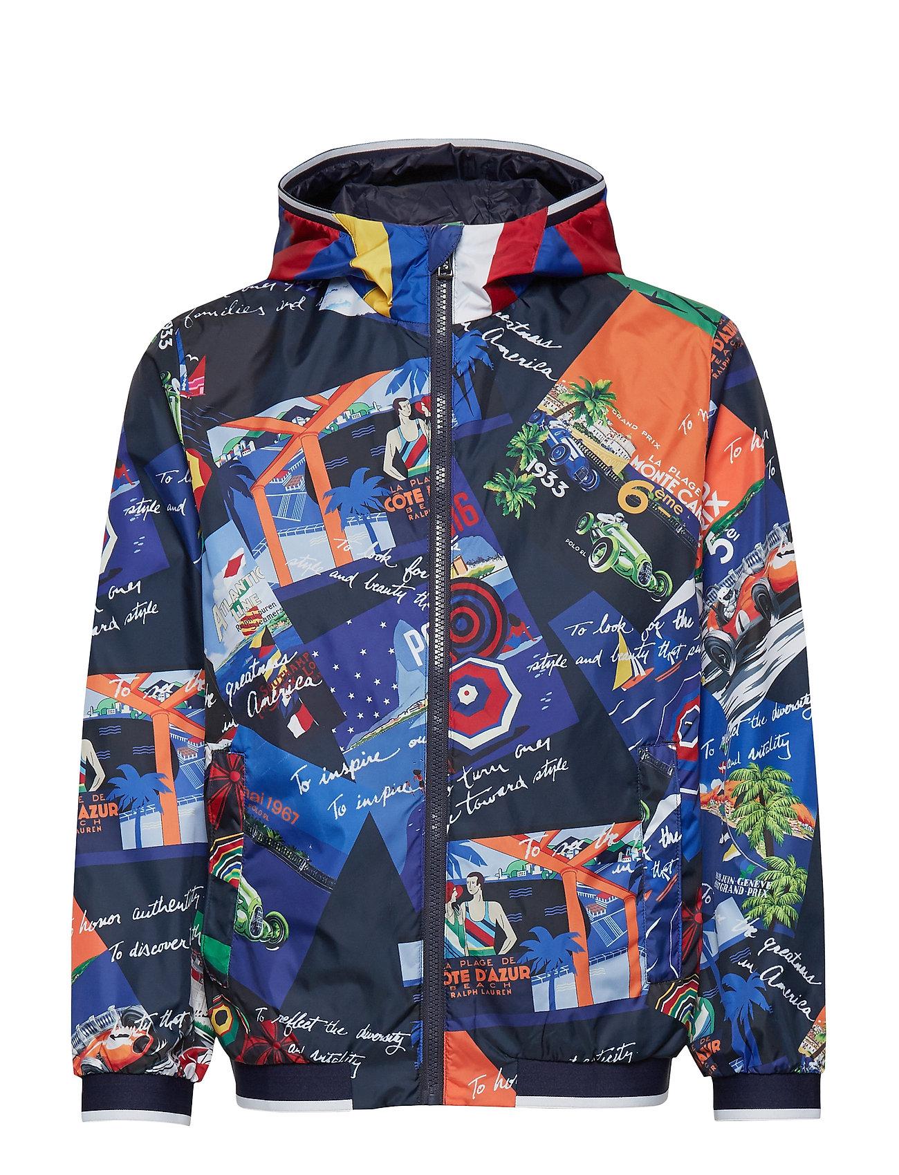 Ralph Lauren Kids Water-Repellent Jacket - POSTER DIARY