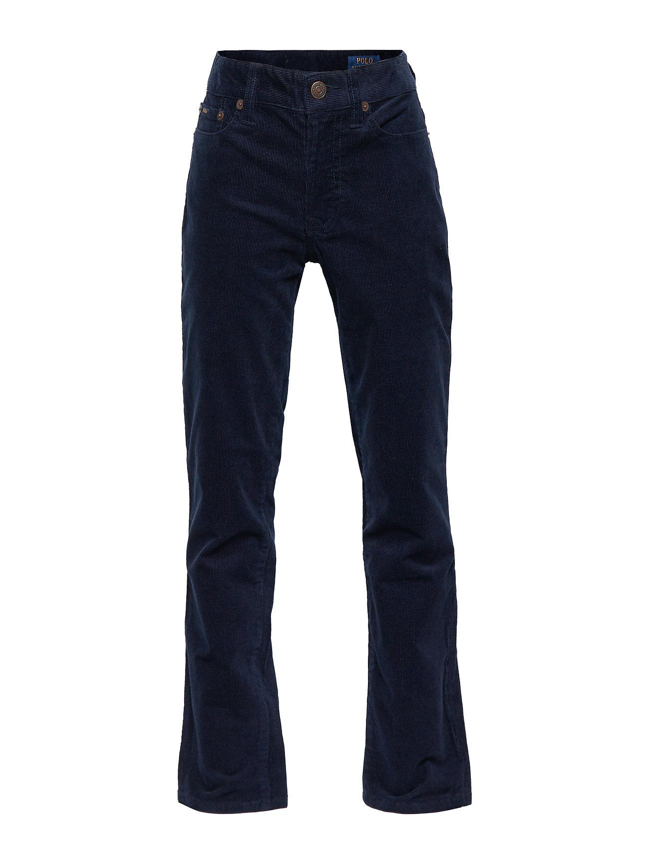 Ralph Lauren Kids Varick Corduroy Skinny Pant - FRENCH NAVY