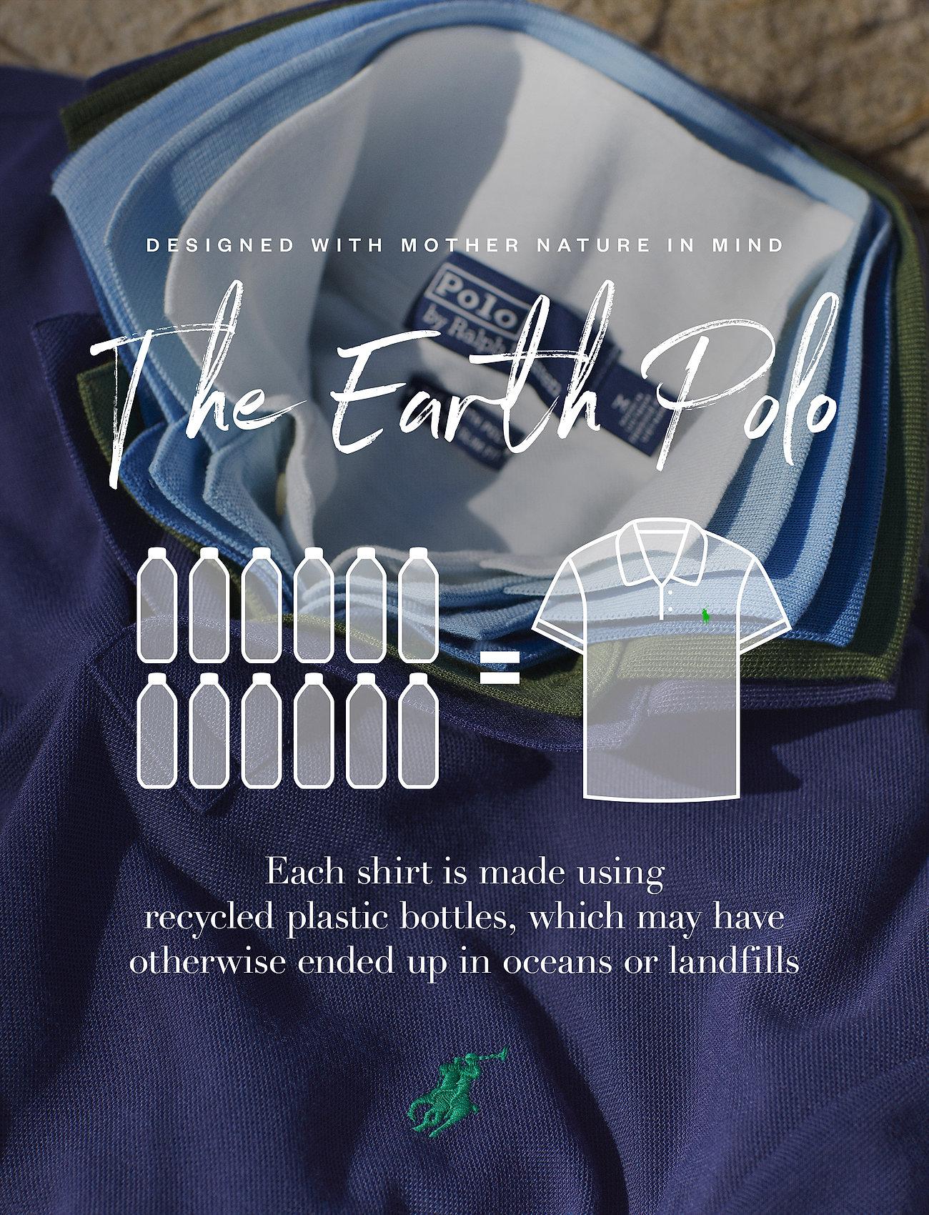 Ralph Lauren Kids - The Earth Polo - polo shirts - polo black