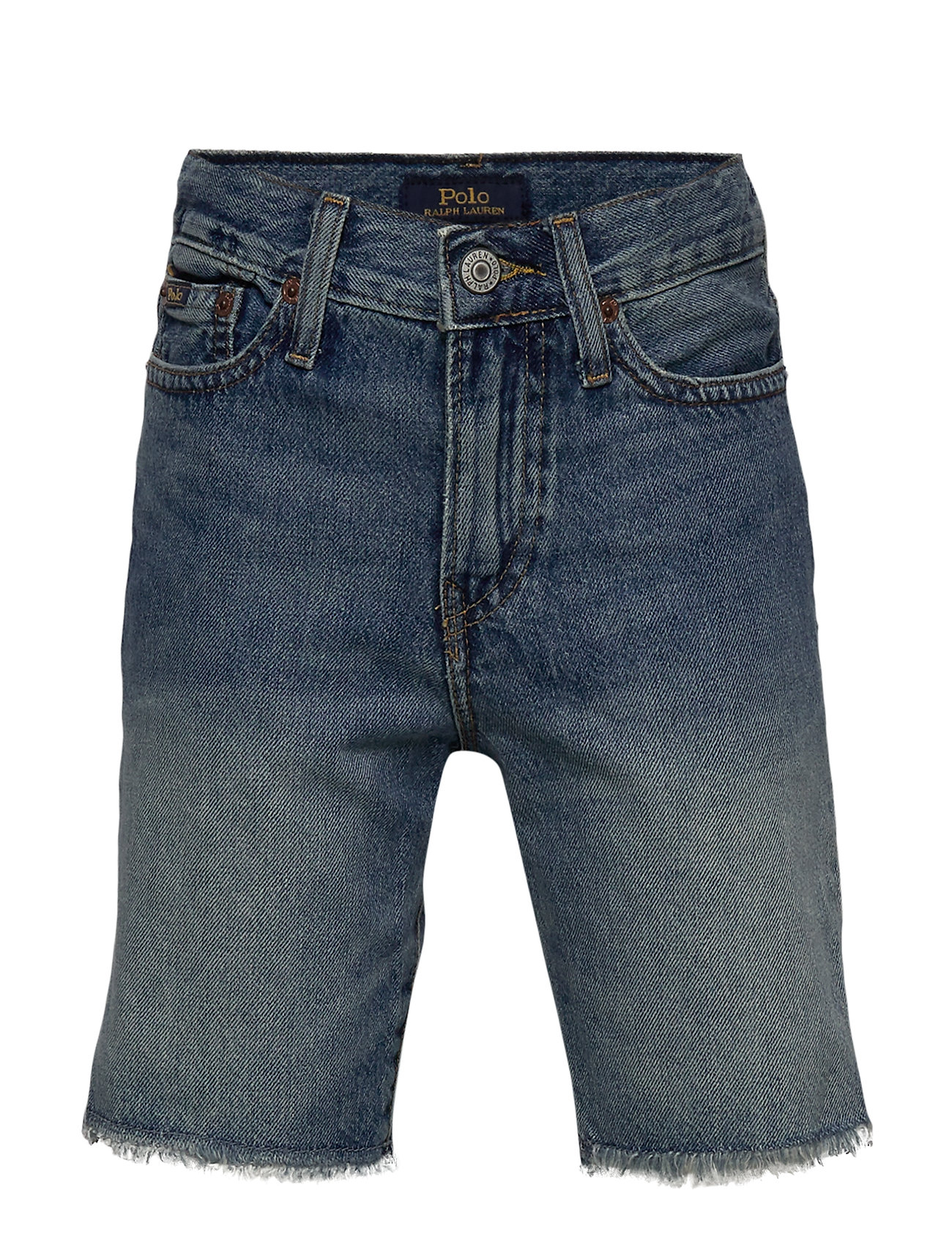 Ralph Lauren Kids Sullivan Slim Denim Short - CRAWFIELD WASH