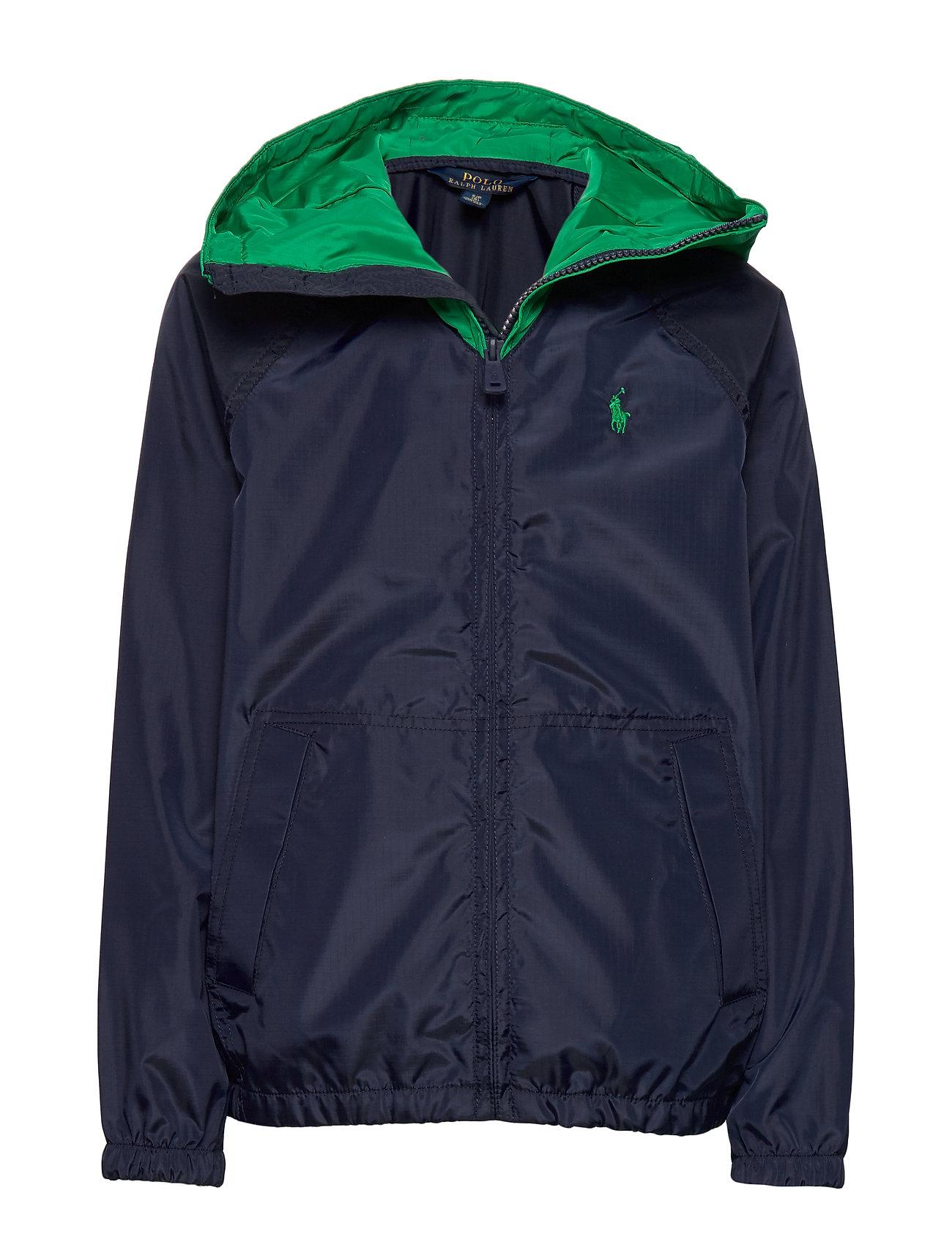 Ralph Lauren Kids Water-Resistant Jacket - NEWPORT NAVY