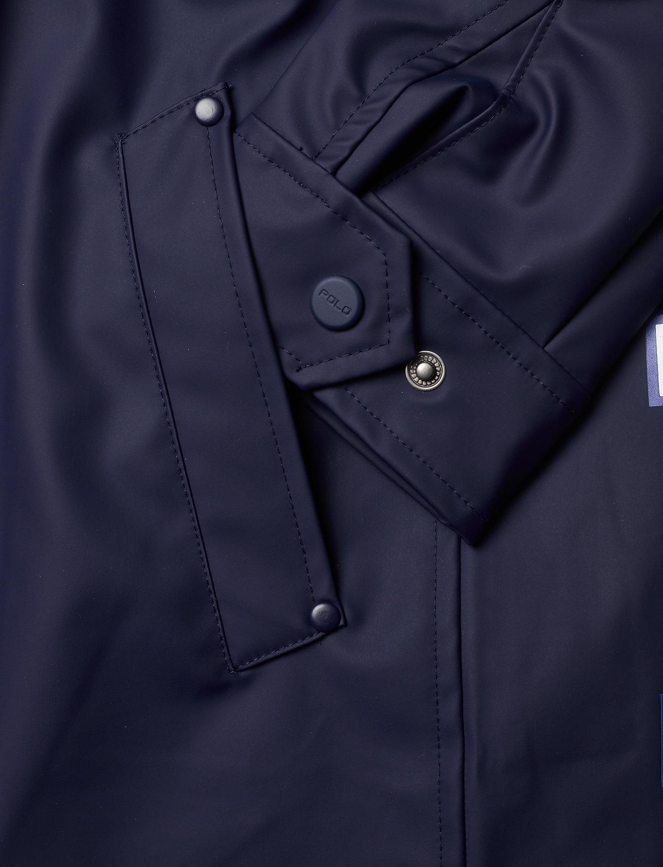 Ralph Lauren Kids - Logo Rain Jacket - jassen - newport navy - 1