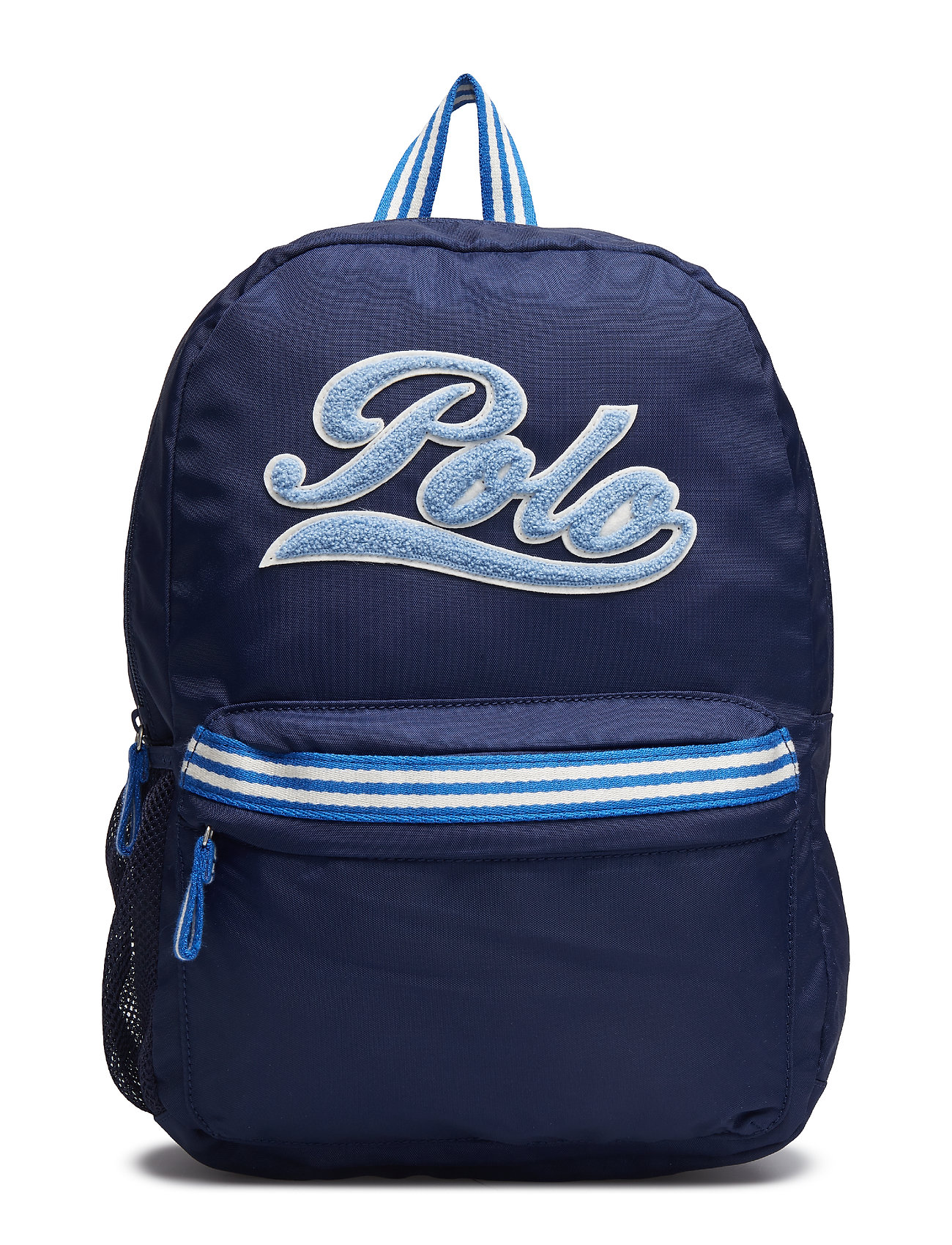 Ralph Lauren Kids STRIPE NYLON-BACKPACK-BPK-LRG