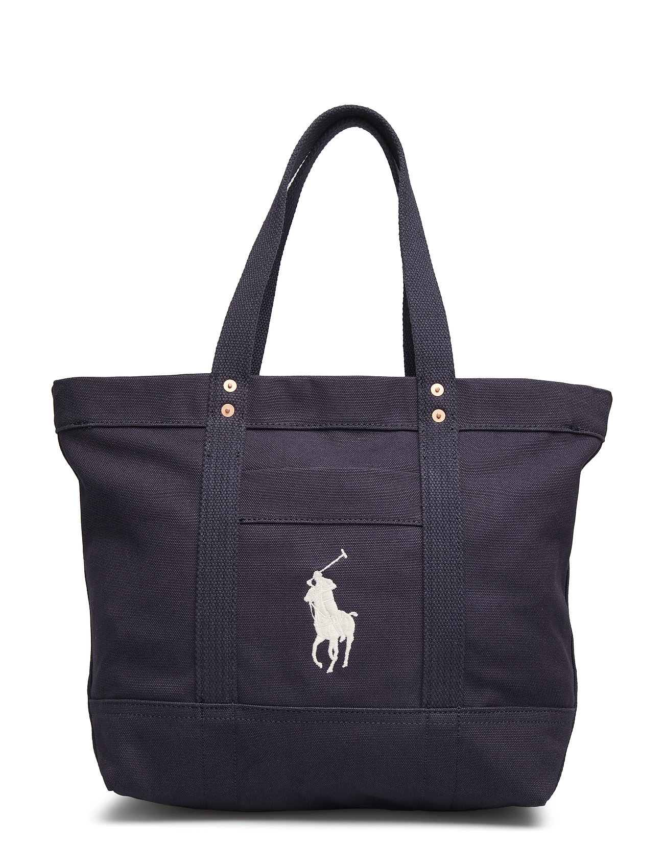 Ralph Lauren Kids CANVAS-MD PP TOTE-TTE-MED