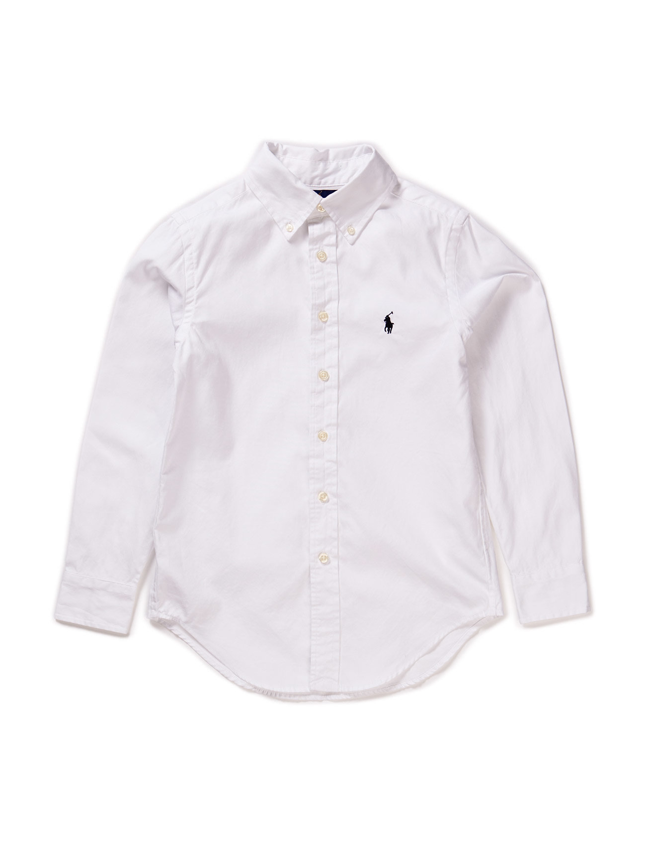 Ralph Lauren Kids CUSTOM FIT BLAKE SHIRT - WHITE