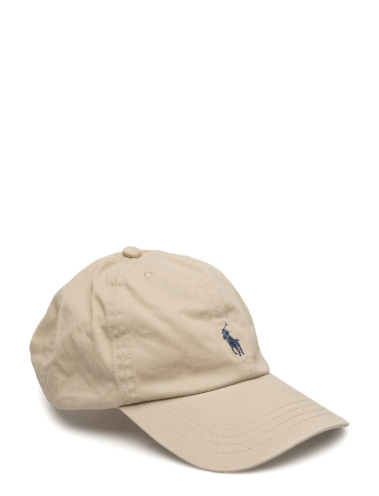 Ralph Lauren Kids Cotton Chino Baseball Cap - CLASSIC KHAKI