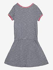 Ralph Lauren Kids - COTTON JERSEY-TSHIRT DRESS-DR-KNT - dresses - summer navy/deckw - 1