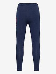 Ralph Lauren Kids - Logo Stretch Jersey Legging - leggings - french navy - 1