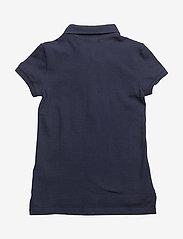 Ralph Lauren Kids - Cotton Polo Shirt - pikeepaidat - french navy - 1
